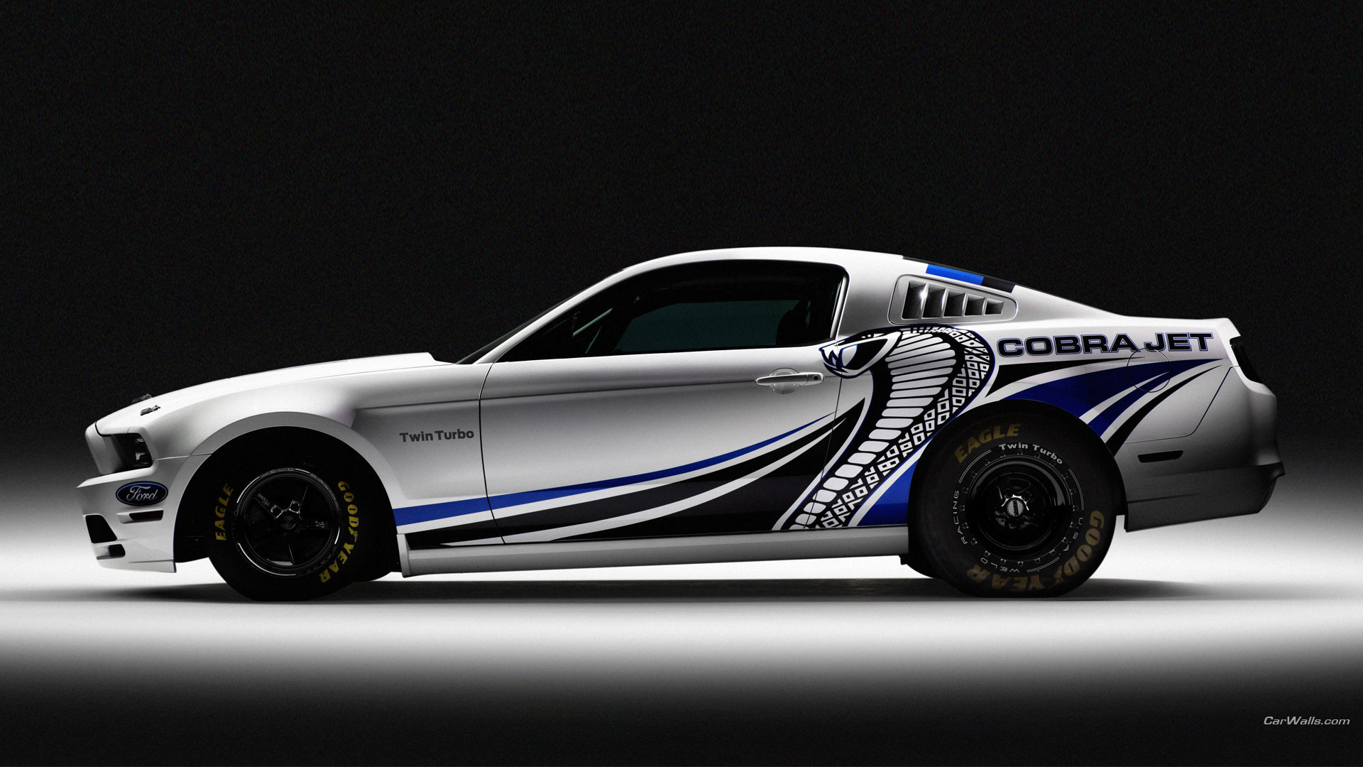 Ford Mustang Super Snake Cobra Jet 2