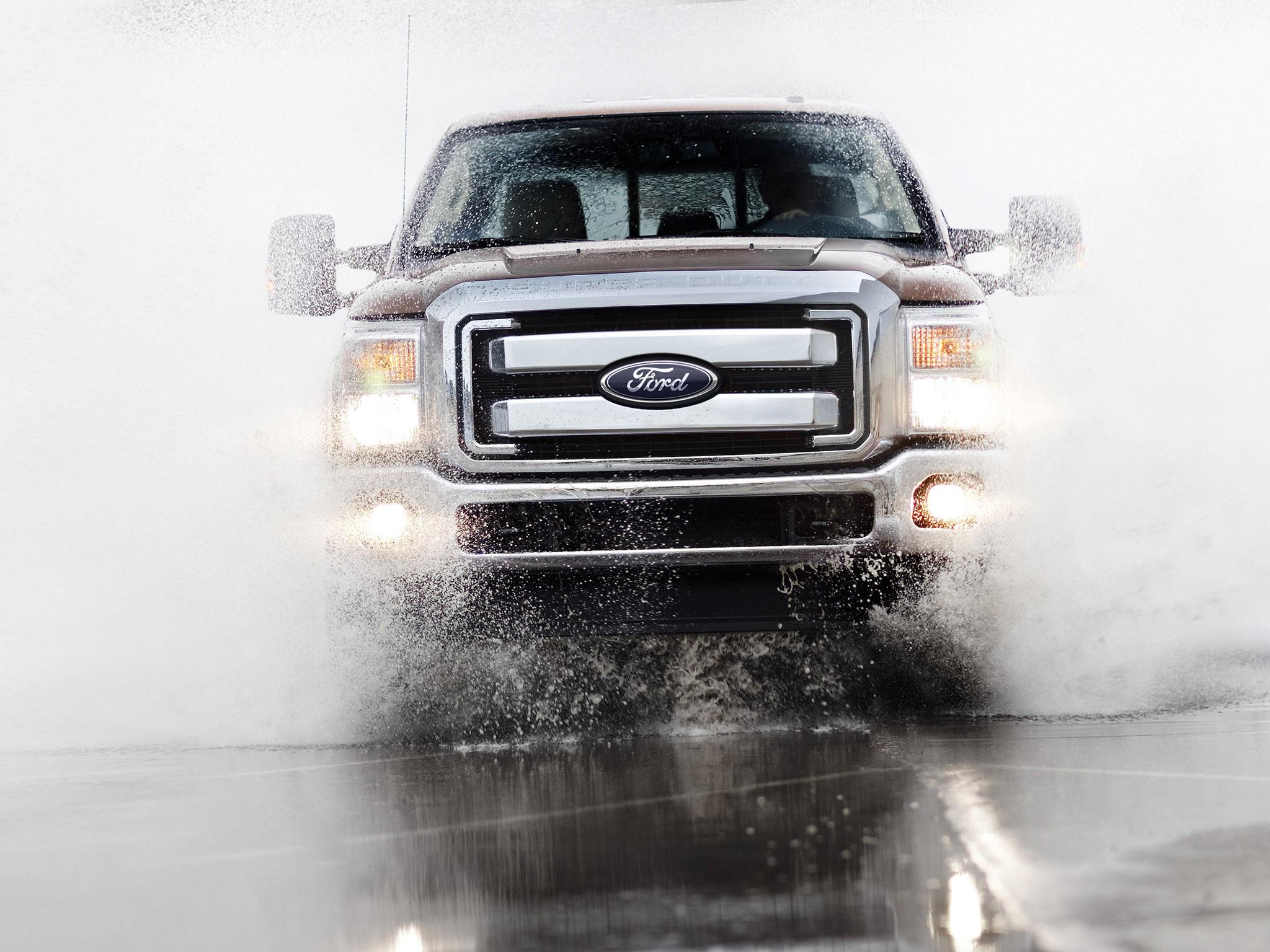 Ford F250 Wallpaper