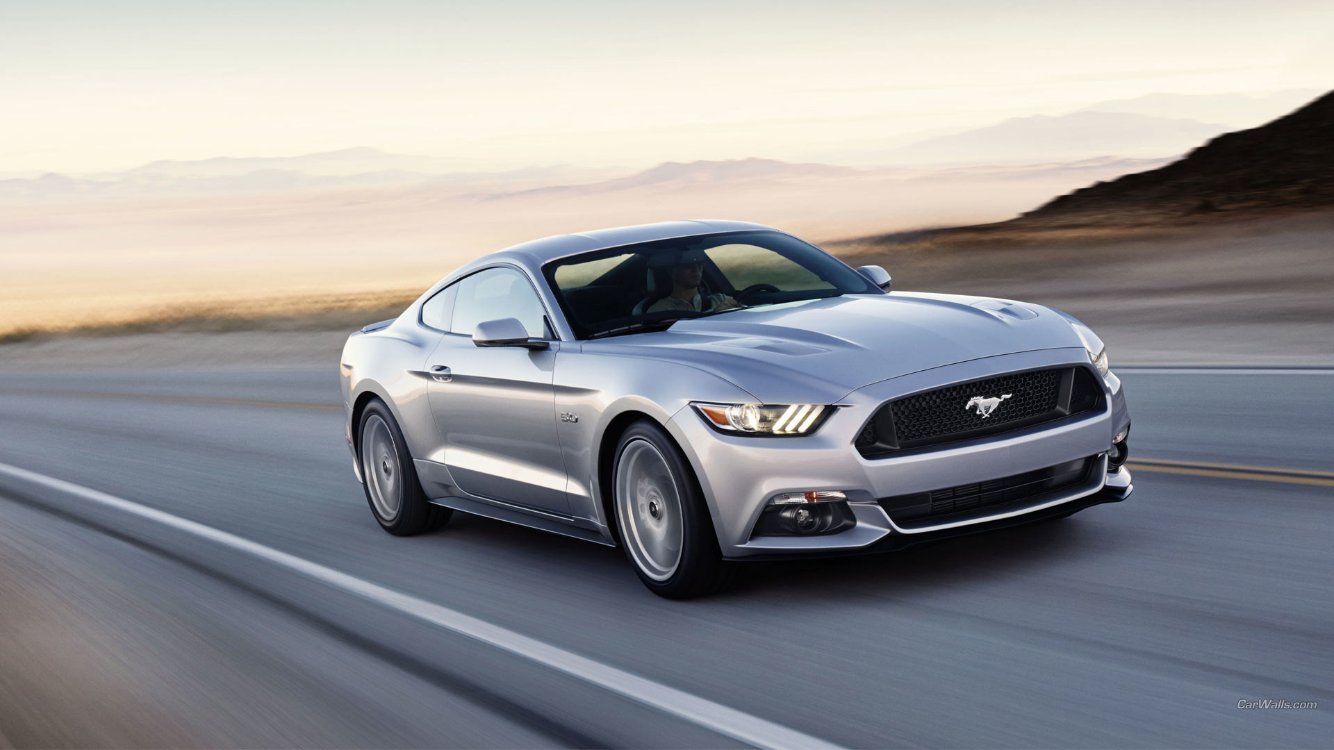 Mustang wallpaper 7