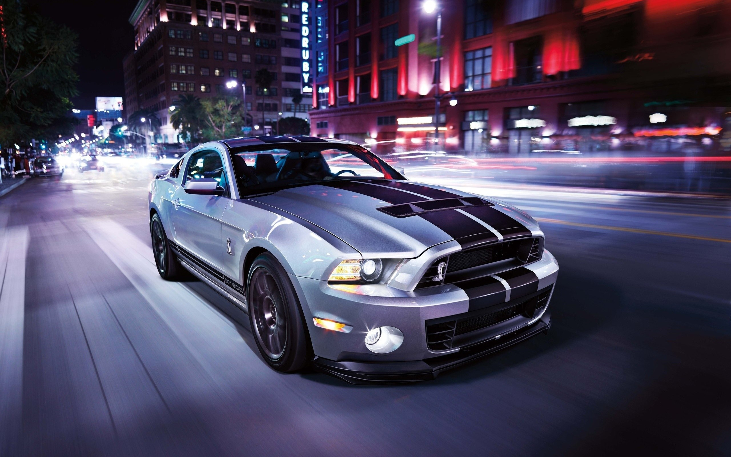 Vehicles – Ford Mustang Wallpaper