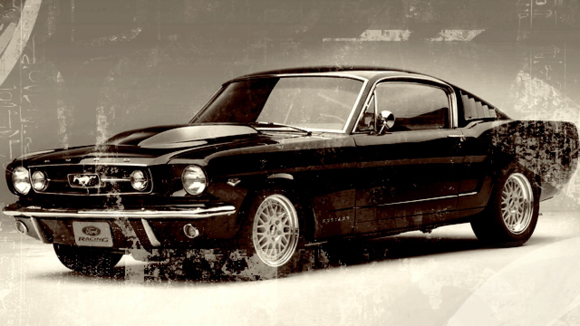 muscle car mustang wallpapers for laptops