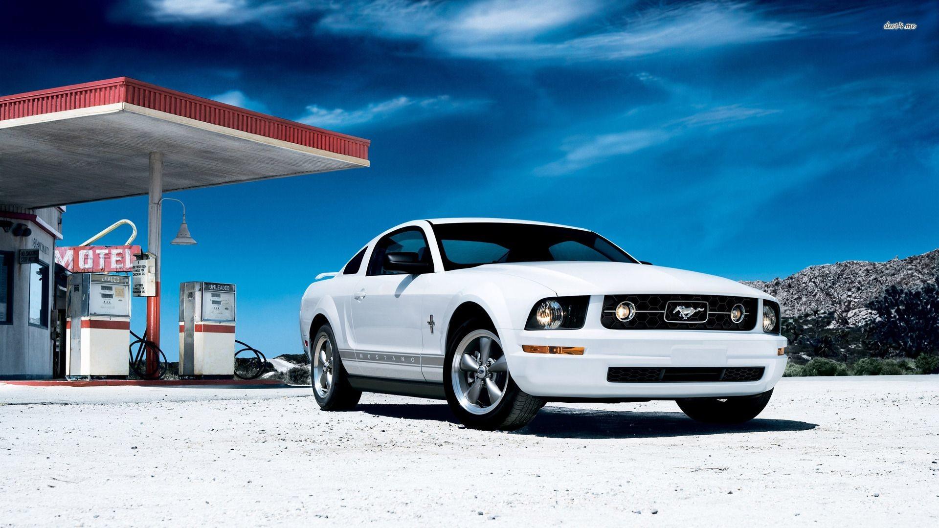 Car Mustang Wallpapers As Wallpaper HD