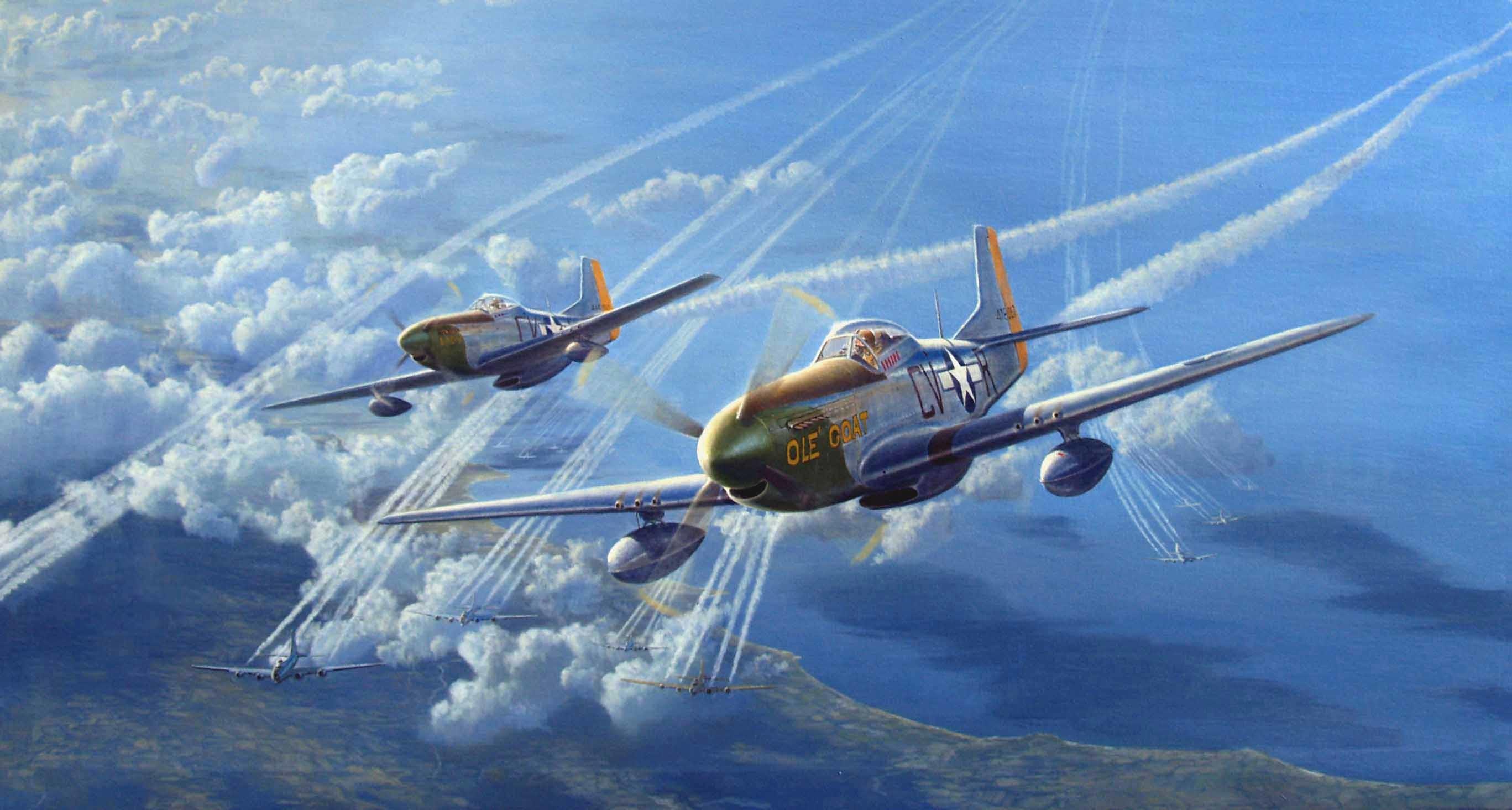 13 North American P-51 Mustang Wallpapers | North American P-51 .