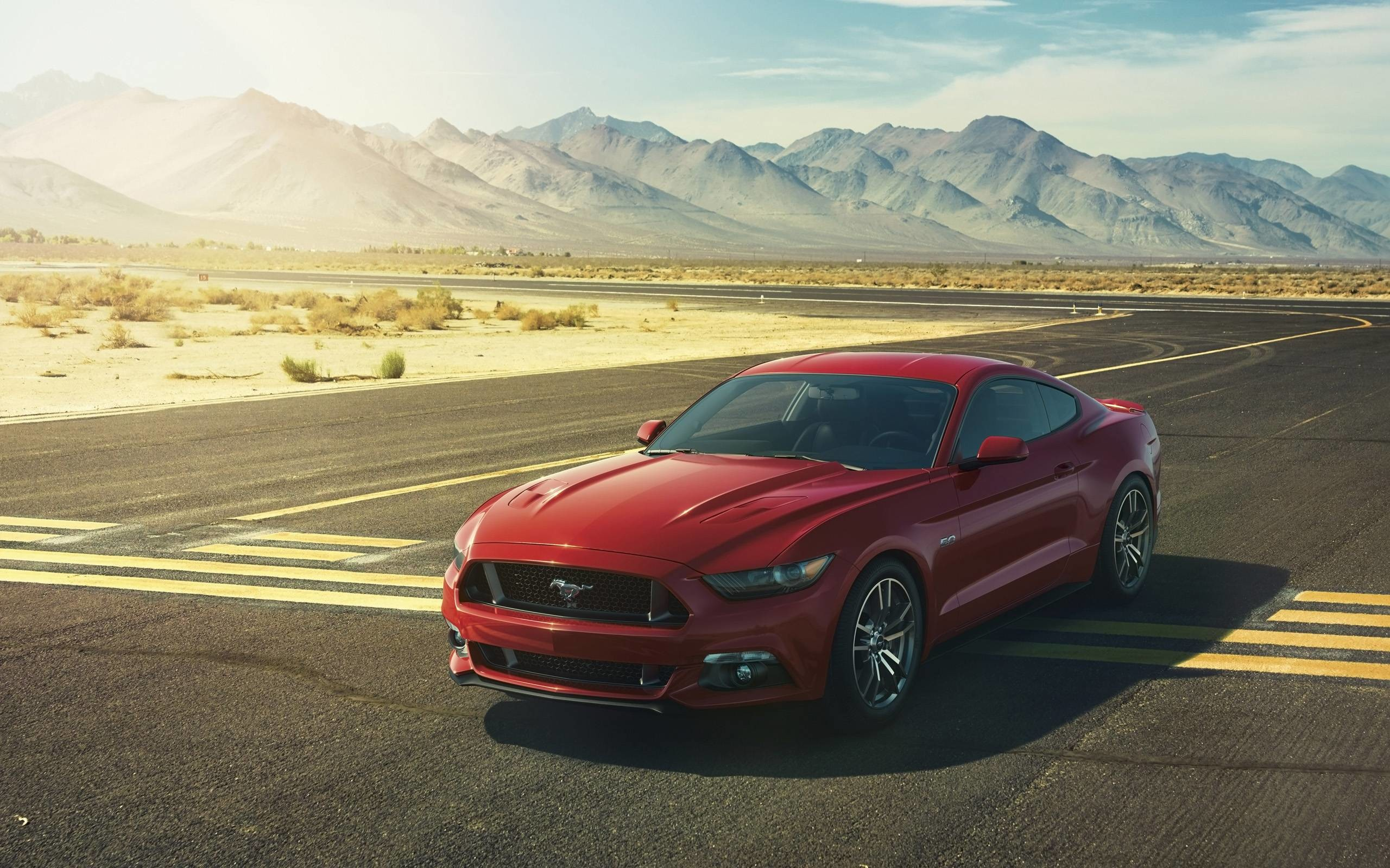 Ford Mustang 2015 Wallpaper | HD Car Wallpapers