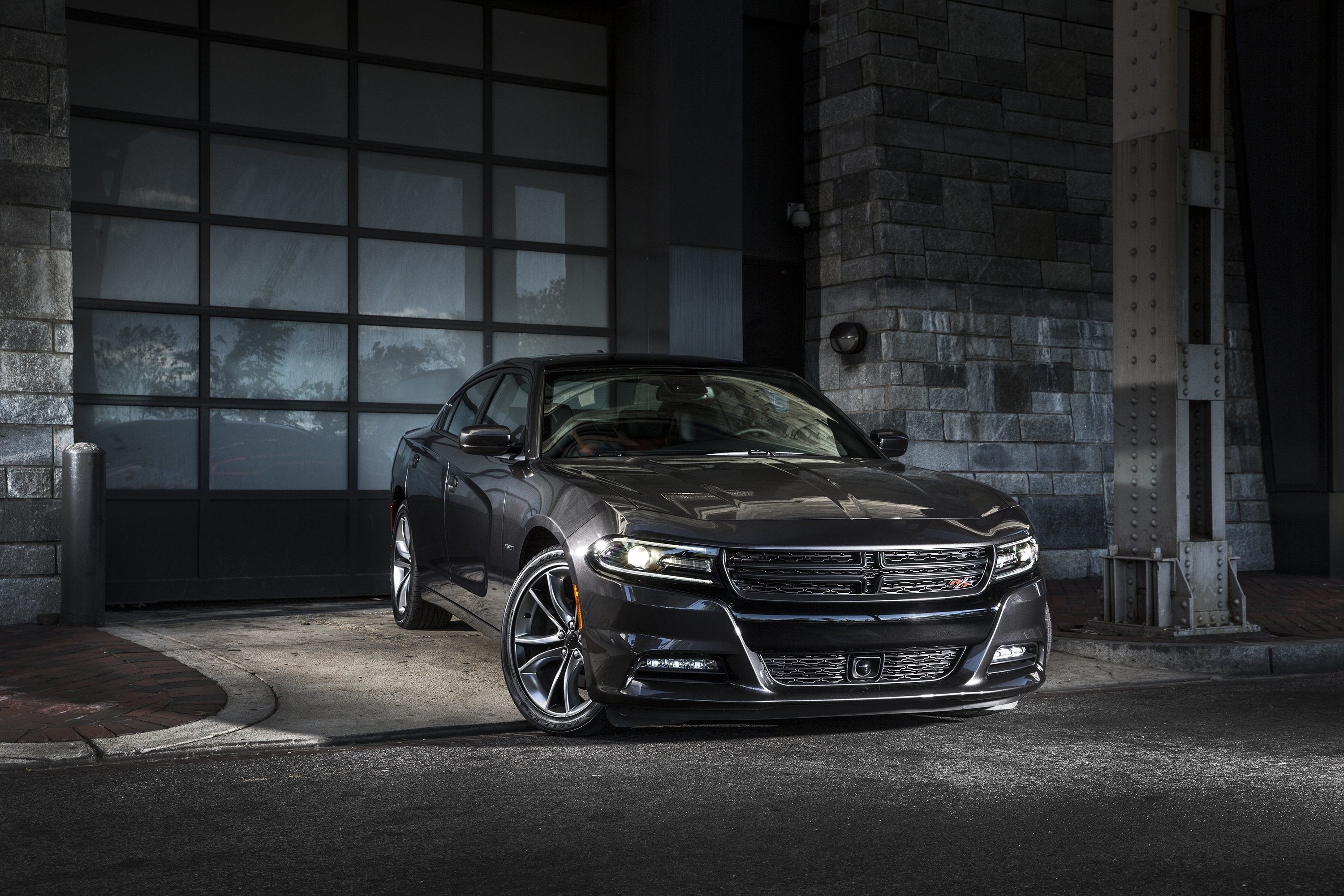 2015 Dodge Charger R-T (L-D) muscle wallpaper | | 504197 |  WallpaperUP