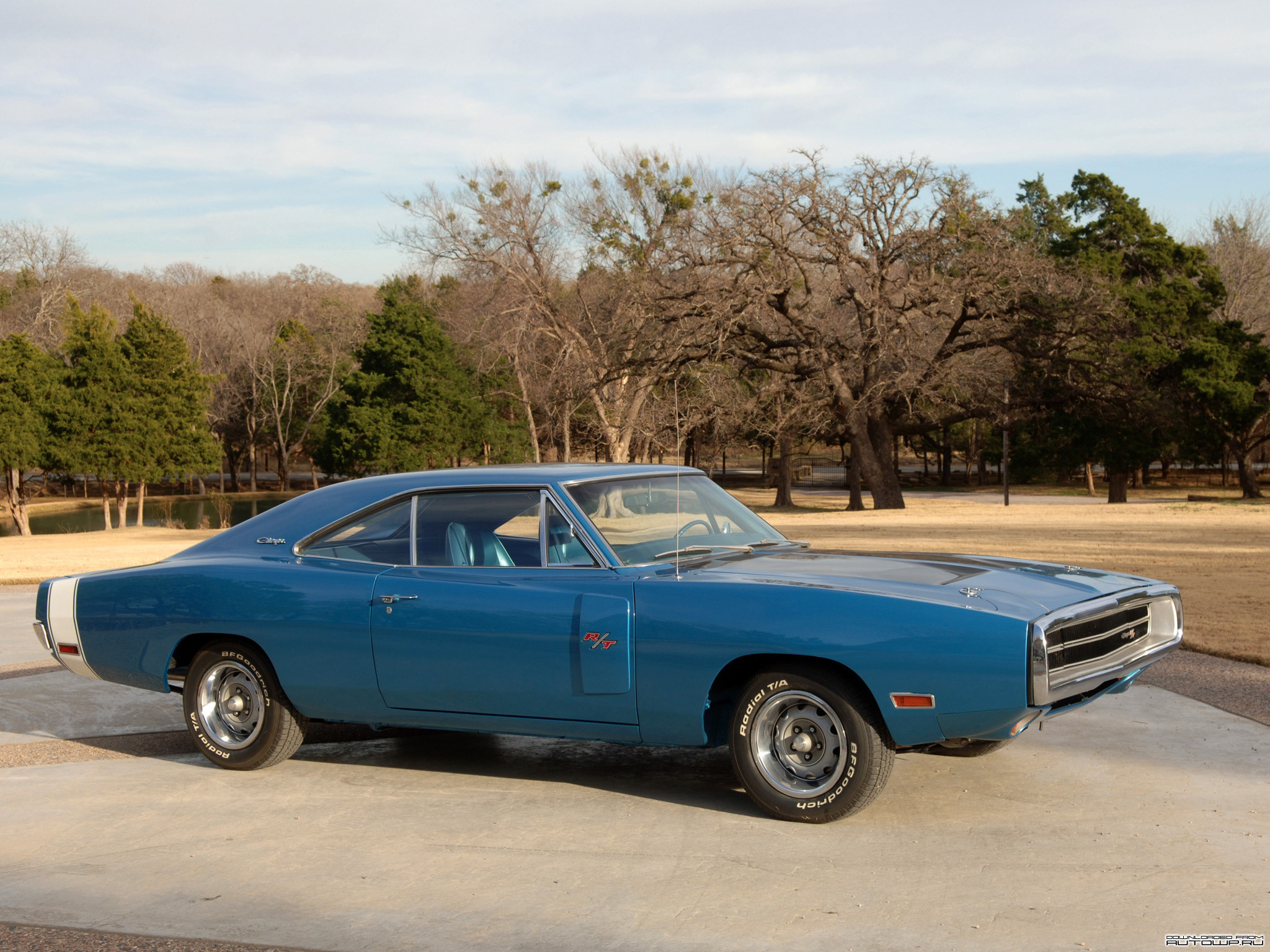 Dodge Charger R T 440 Six-Pack 1970