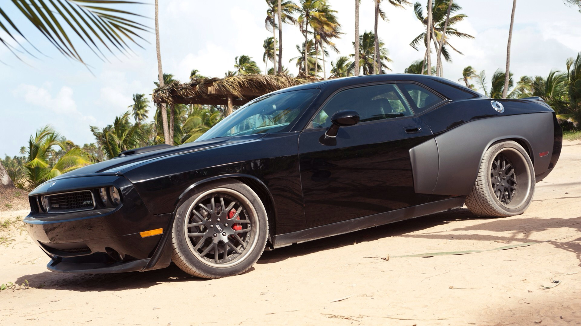 Dodge Dodge Challenger R/T Dodge Challenger SRT Fast and Furious
