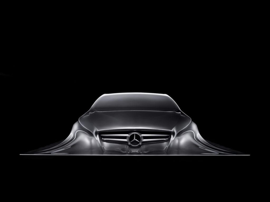 Mercedes Benz Design Sculpture 1 desktop PC and Mac wallpaper .