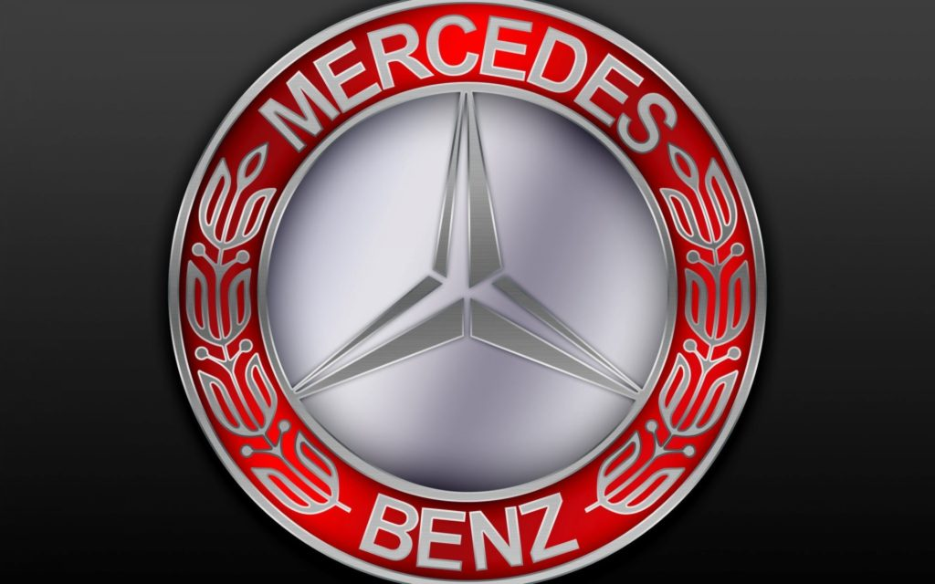 Mercedes Benz Logo 4k HD Wallpaper