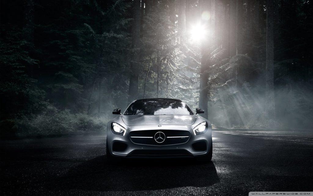 2016 Mercedes-Benz AMG GT S HD Wide Wallpaper for Widescreen