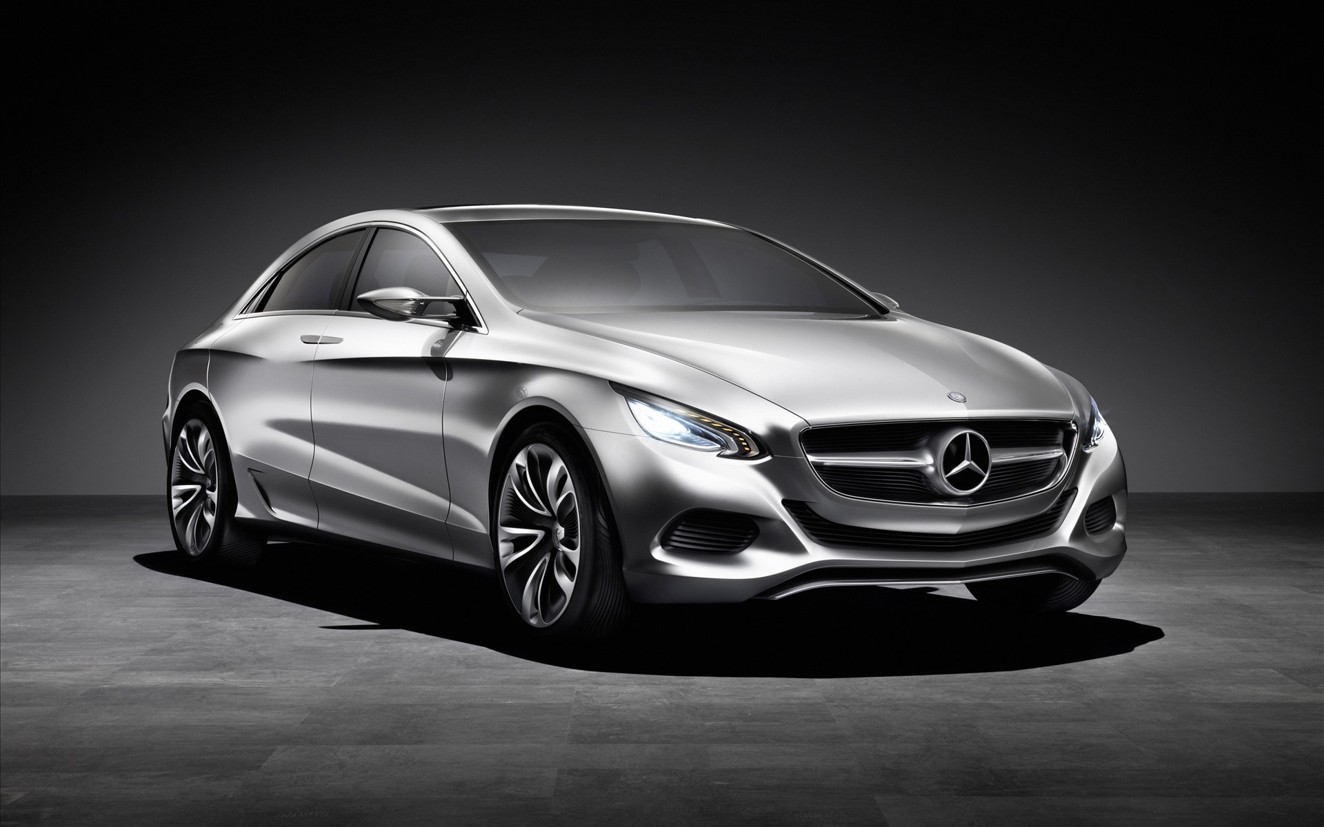 2010 Mercedes Benz F800 Style Concept Wallpapers | HD Wallpapers