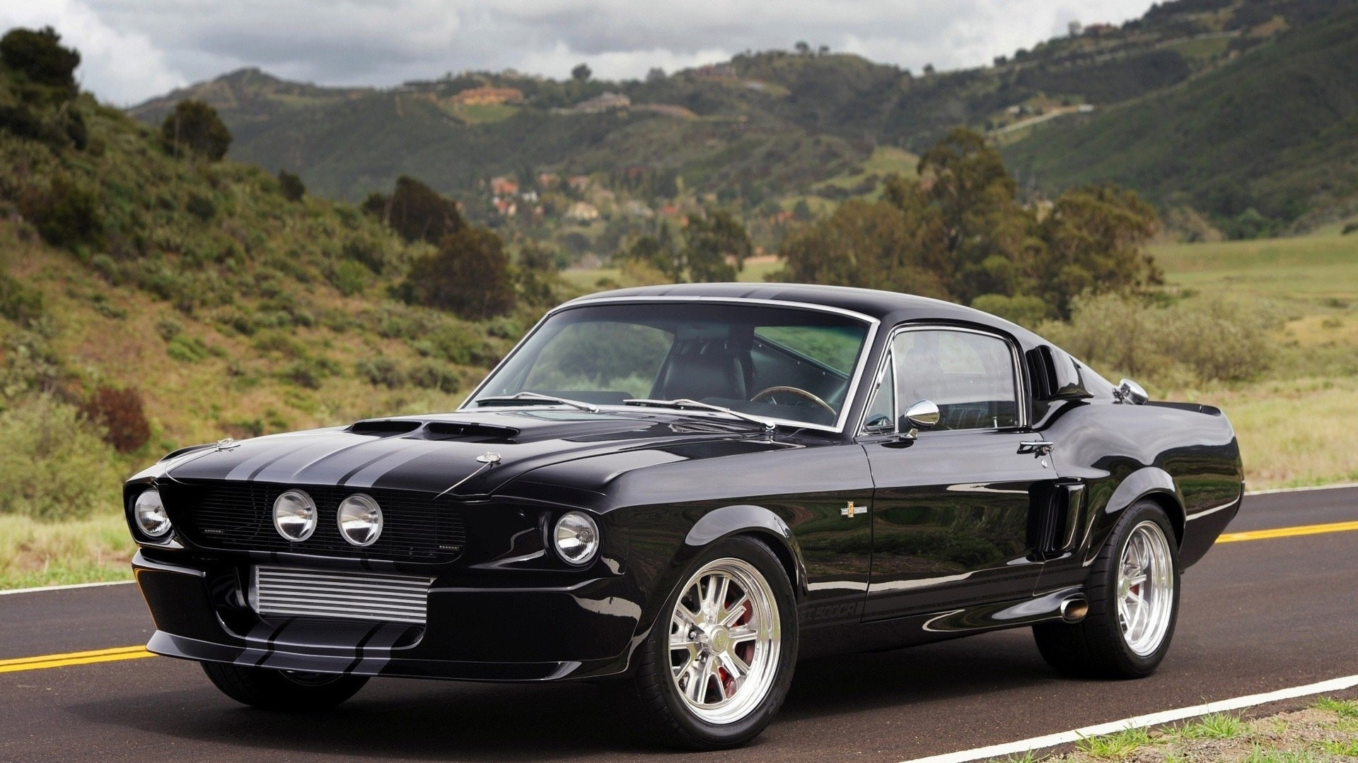 1967 Shelby GT500 Download 1967 Shelby GT500 Desktop wallpaper