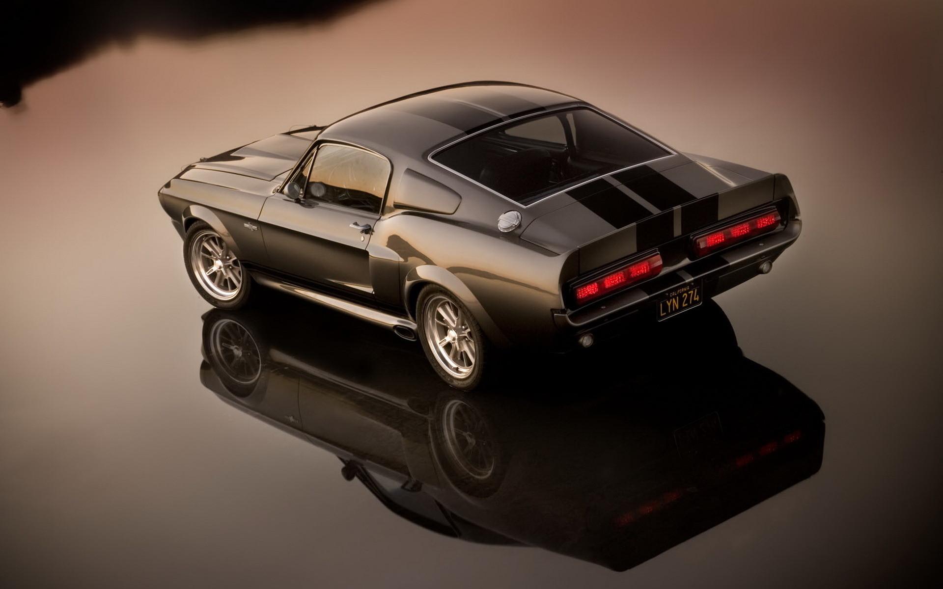 Ford Mustang GT500 Eleanor Wallpaper