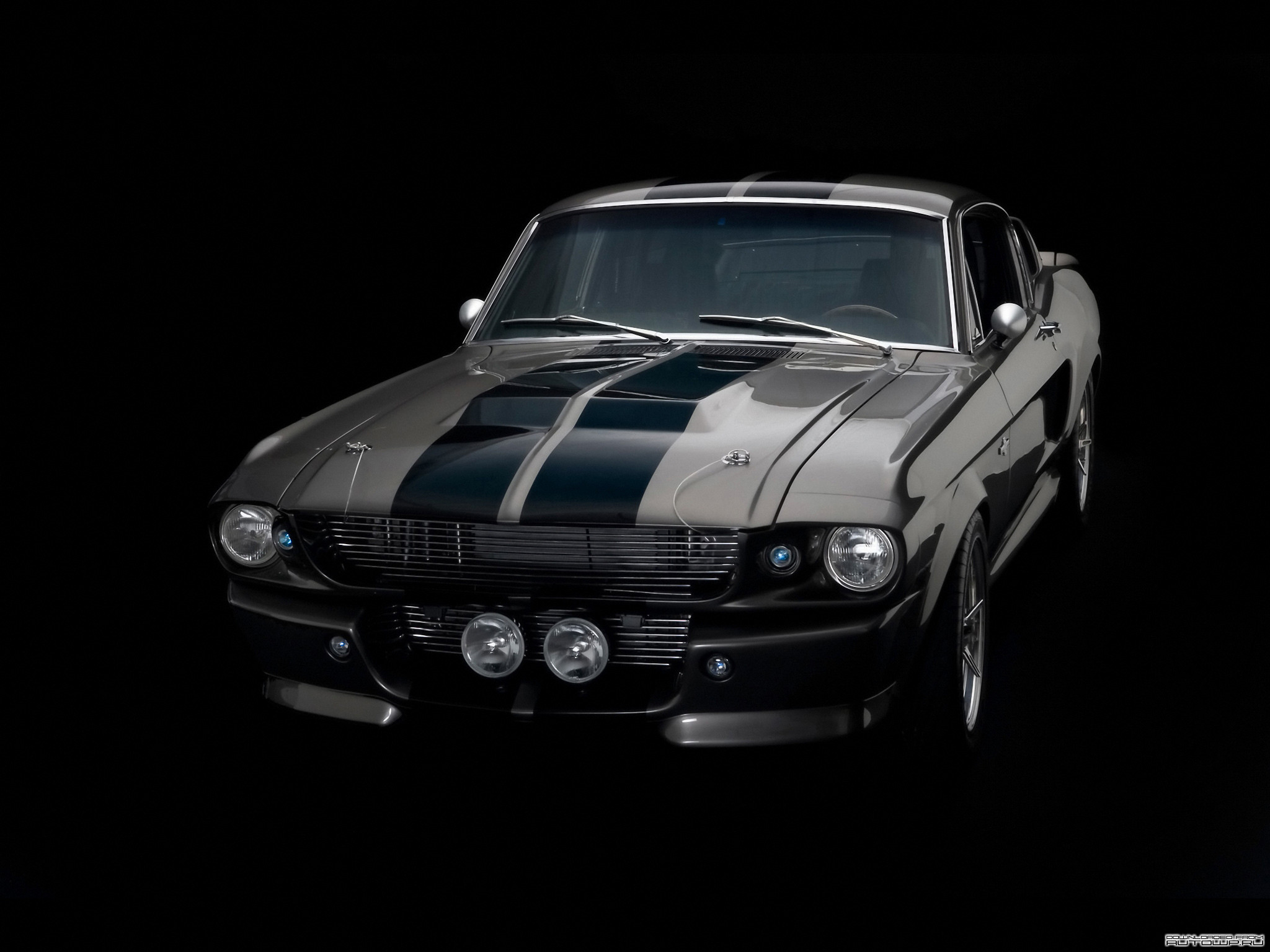 Mustang GT500 Eleanor Wallpaper