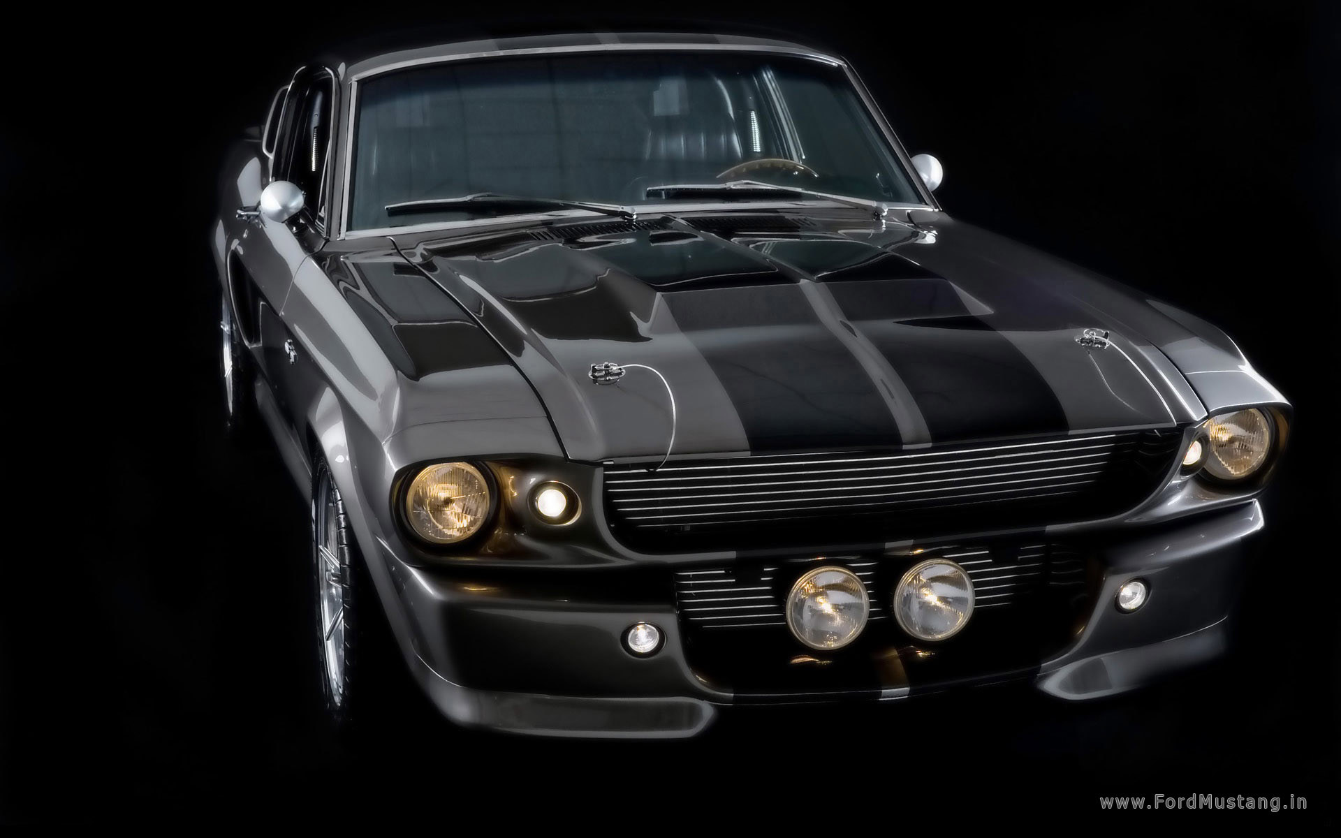 Shelby Mustang GT500 Eleanor – Gone in 60 Seconds 01