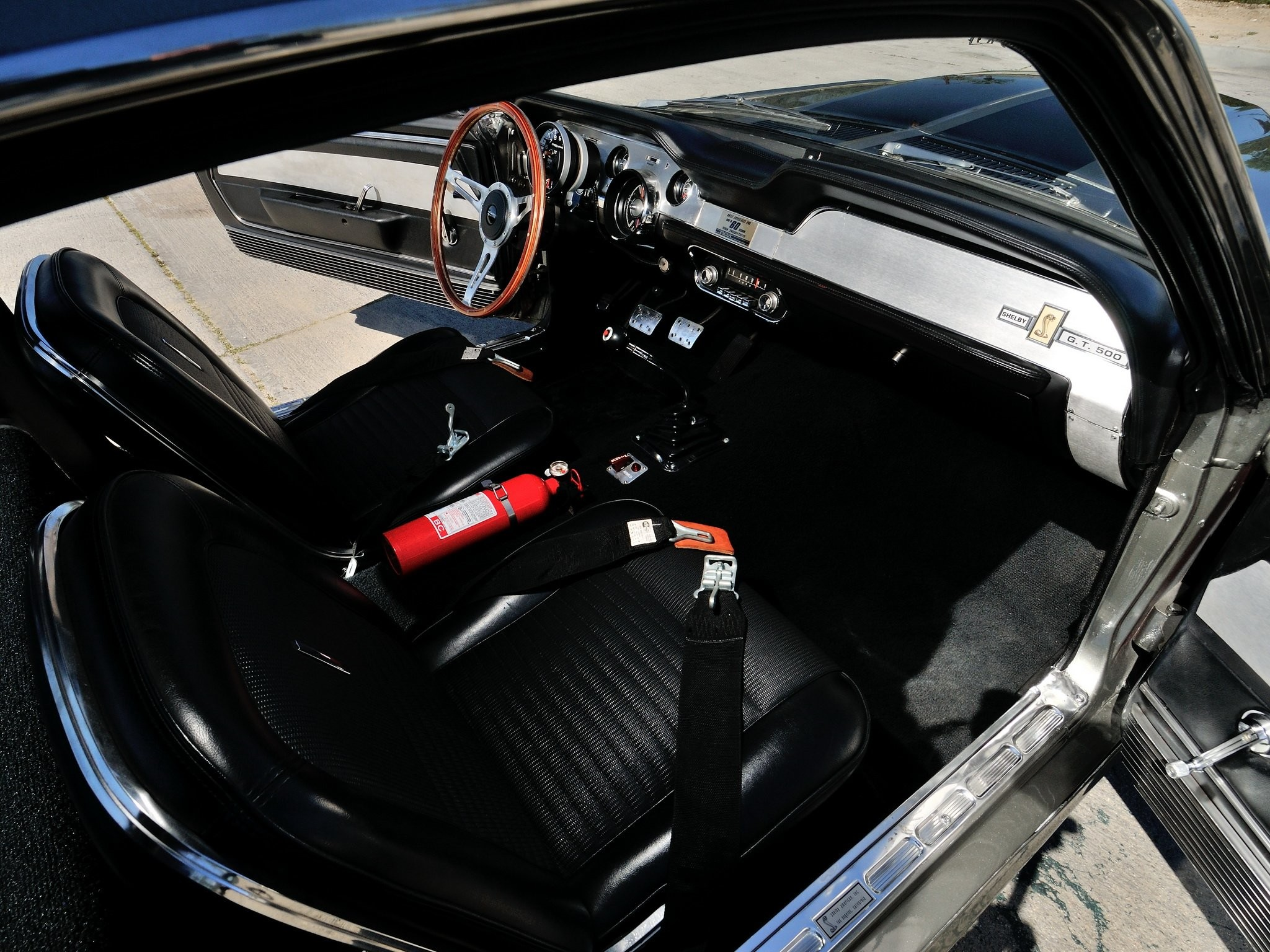 1967 Ford Mustang Shelby Cobra GT500 Eleanor hot rod rods muscle classic  interior f wallpaper | | 249730 | WallpaperUP