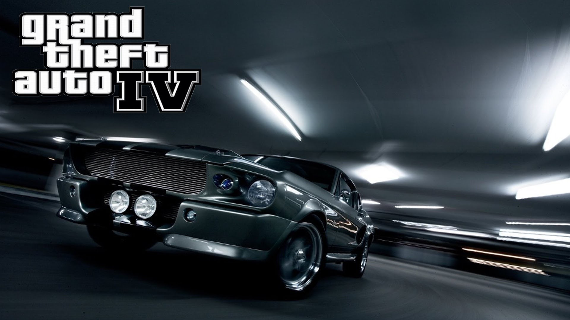 GTA 4 1967 Shelby Mustang GT500 Eleanor Sound Mods v2.0