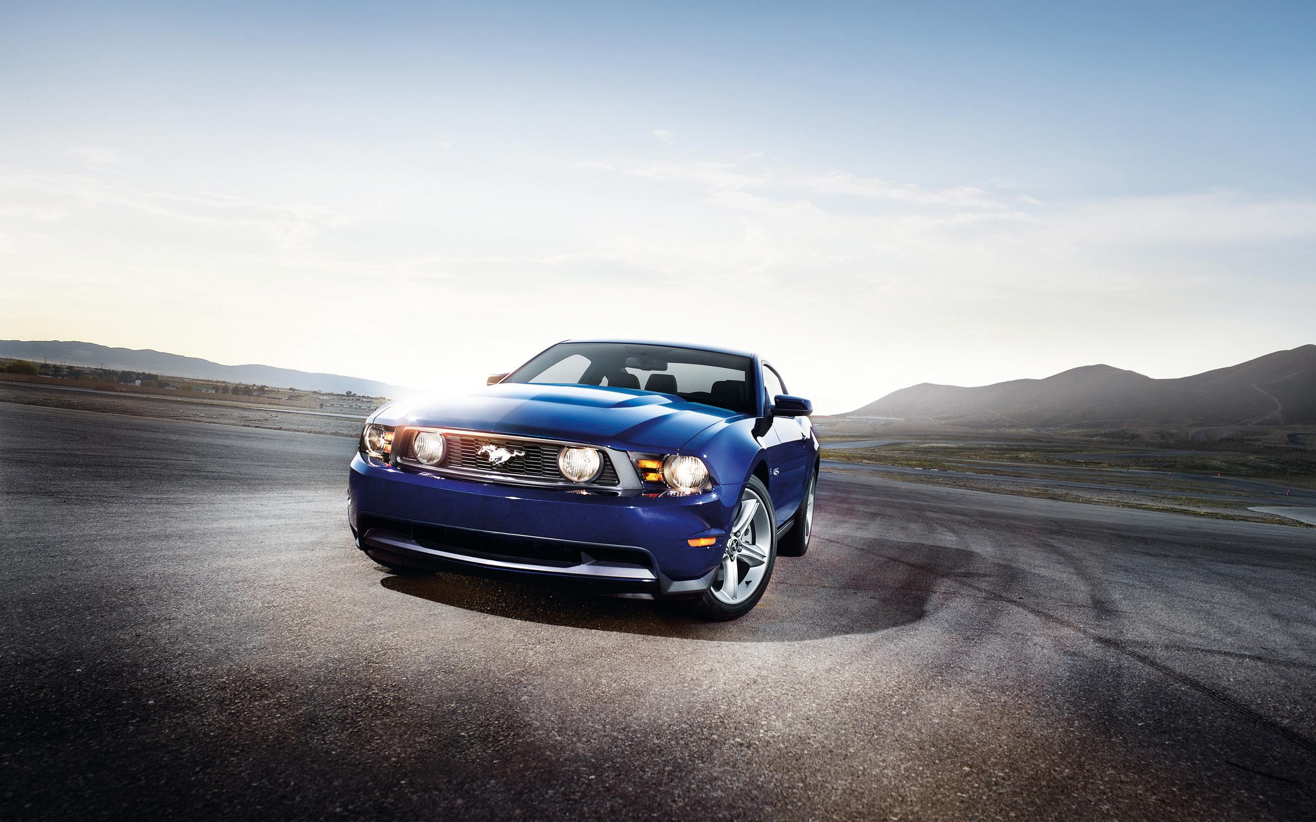 Wallpaper hd: Ford Mustang Shelby GT500 2012   Cars Radar
