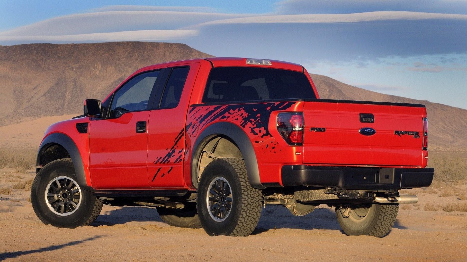 Vehicles – Ford Raptor Wallpaper