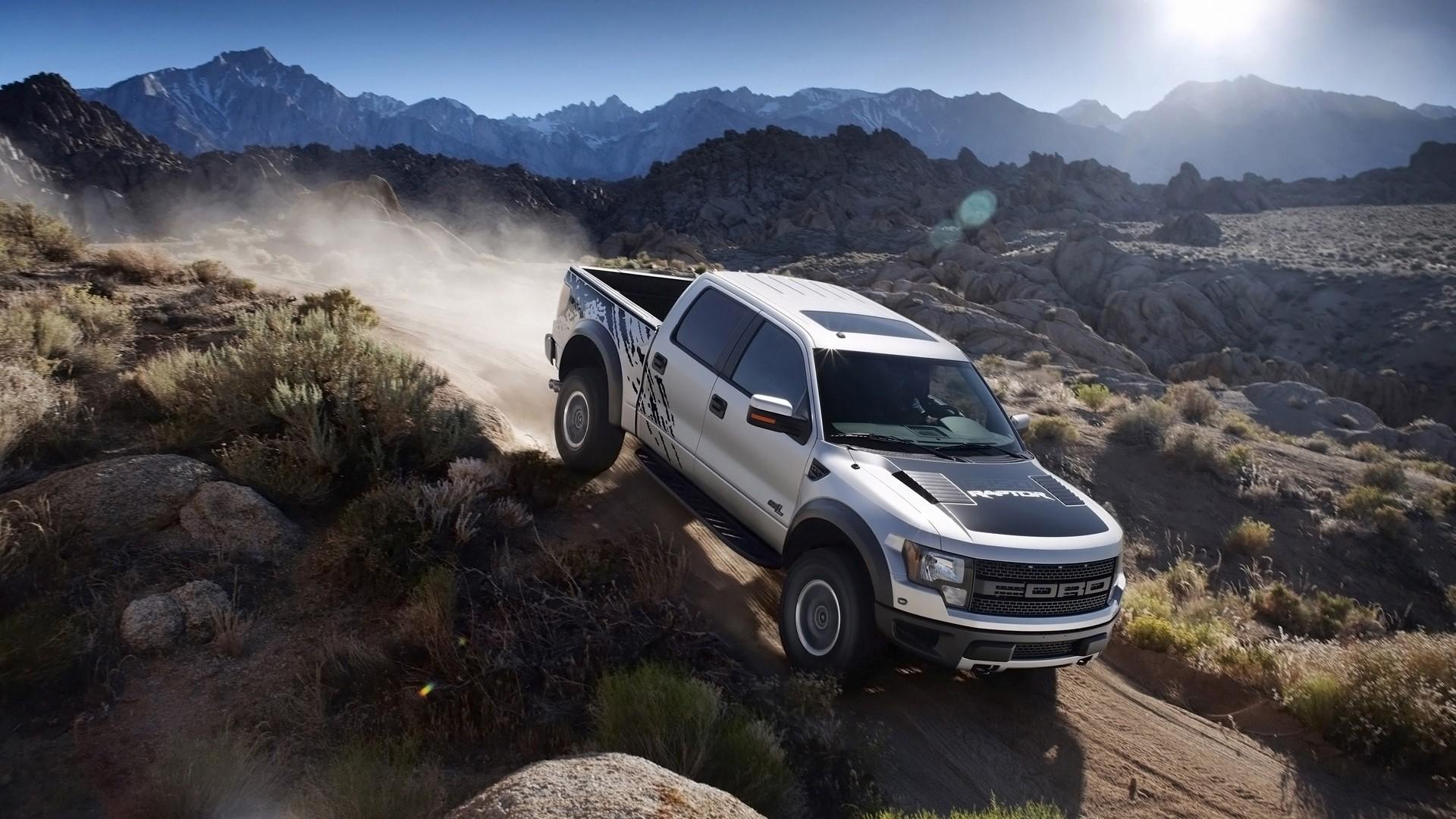 Ford Raptor Truck HD Wallpaper – HD