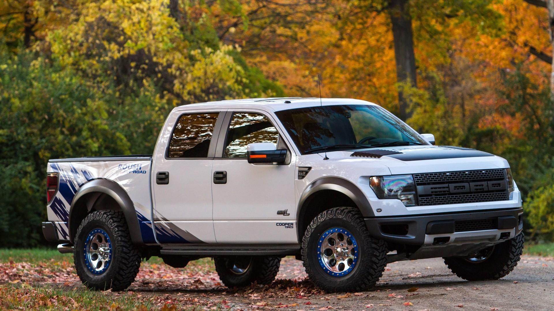 Wallpaper ford, f-150, raptor, tune, roush performance, pickup