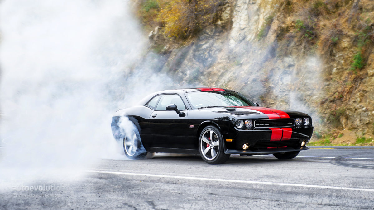 2015 Dodge Challenger Burnout Free Download Wallpaper – HD Wallpaper