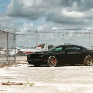 Dodge Challenger Black Hellcat