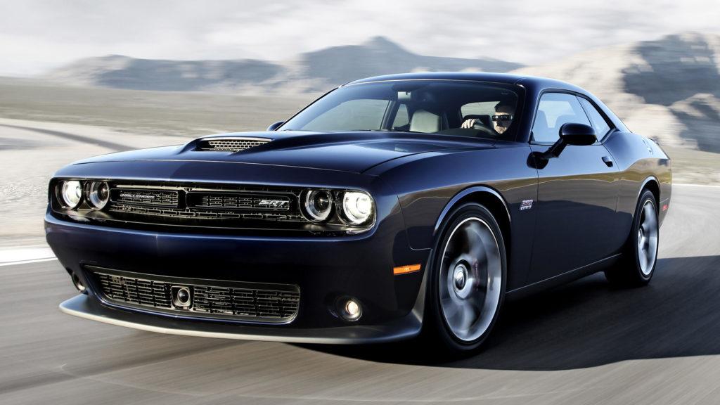 Dodge Challenger 2015 Black – Pict Of Car