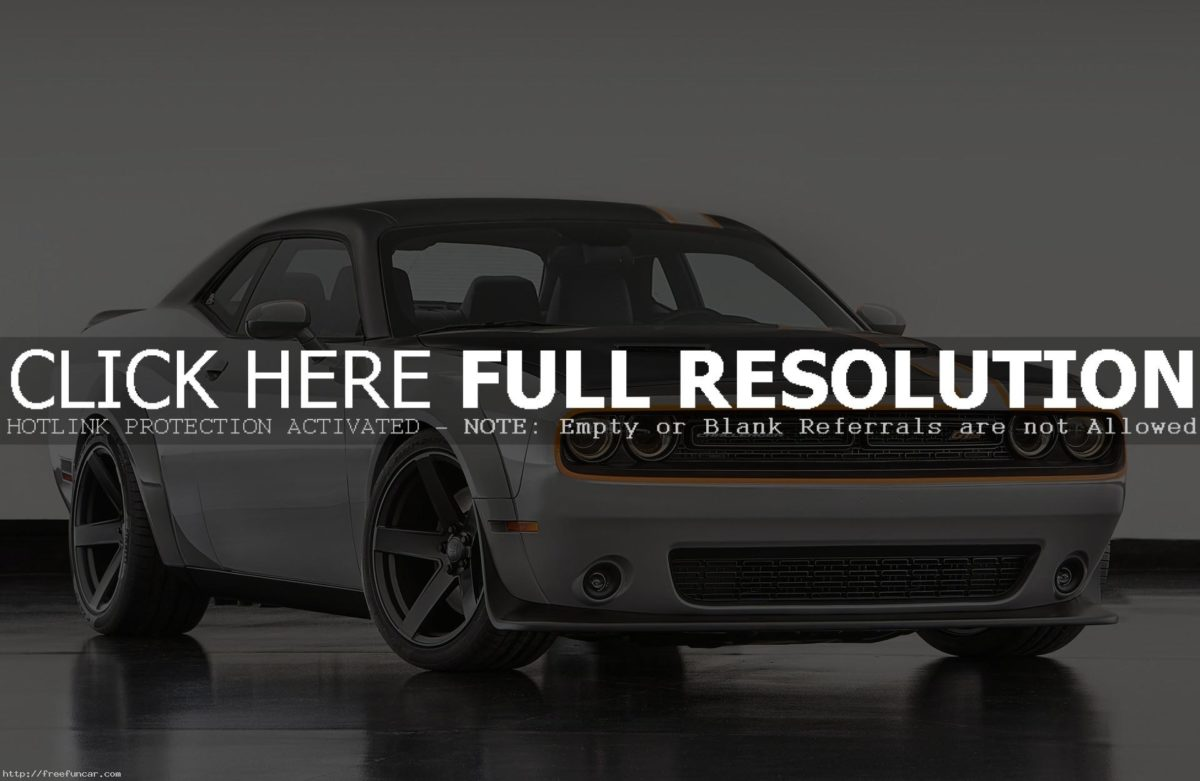 DODGE CHALLENGER AWD GT WALLPAPERS