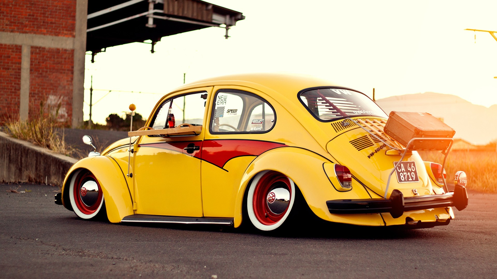 Volkswagen Beetle HD Wallpapers | Backgrounds – Wallpaper Abyss