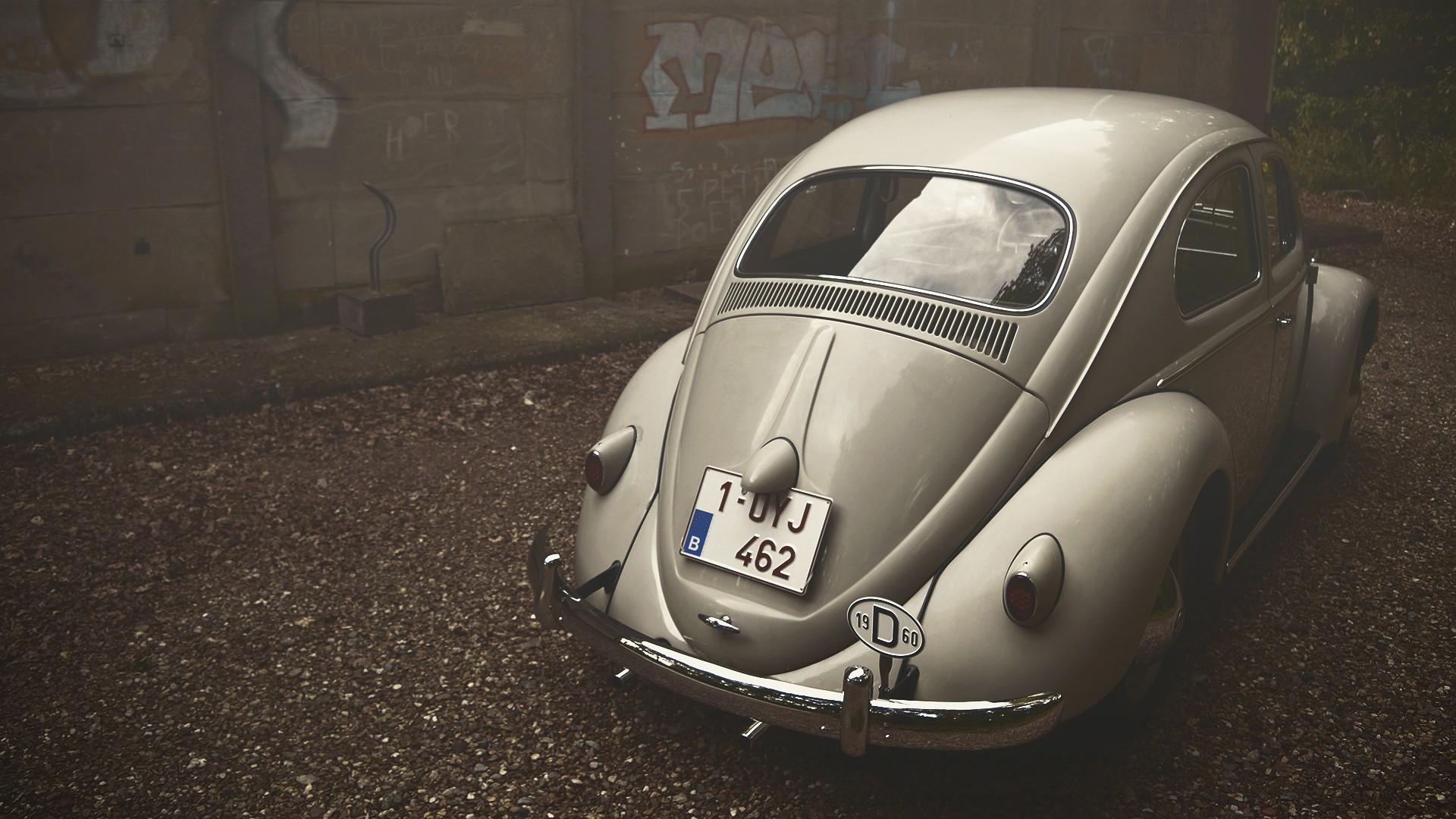 Volkswagen, Vintage, Oldtimer, Belgium, Car, Vehicle, Volkswagen Beetle  Wallpapers HD / Desktop and Mobile Backgrounds