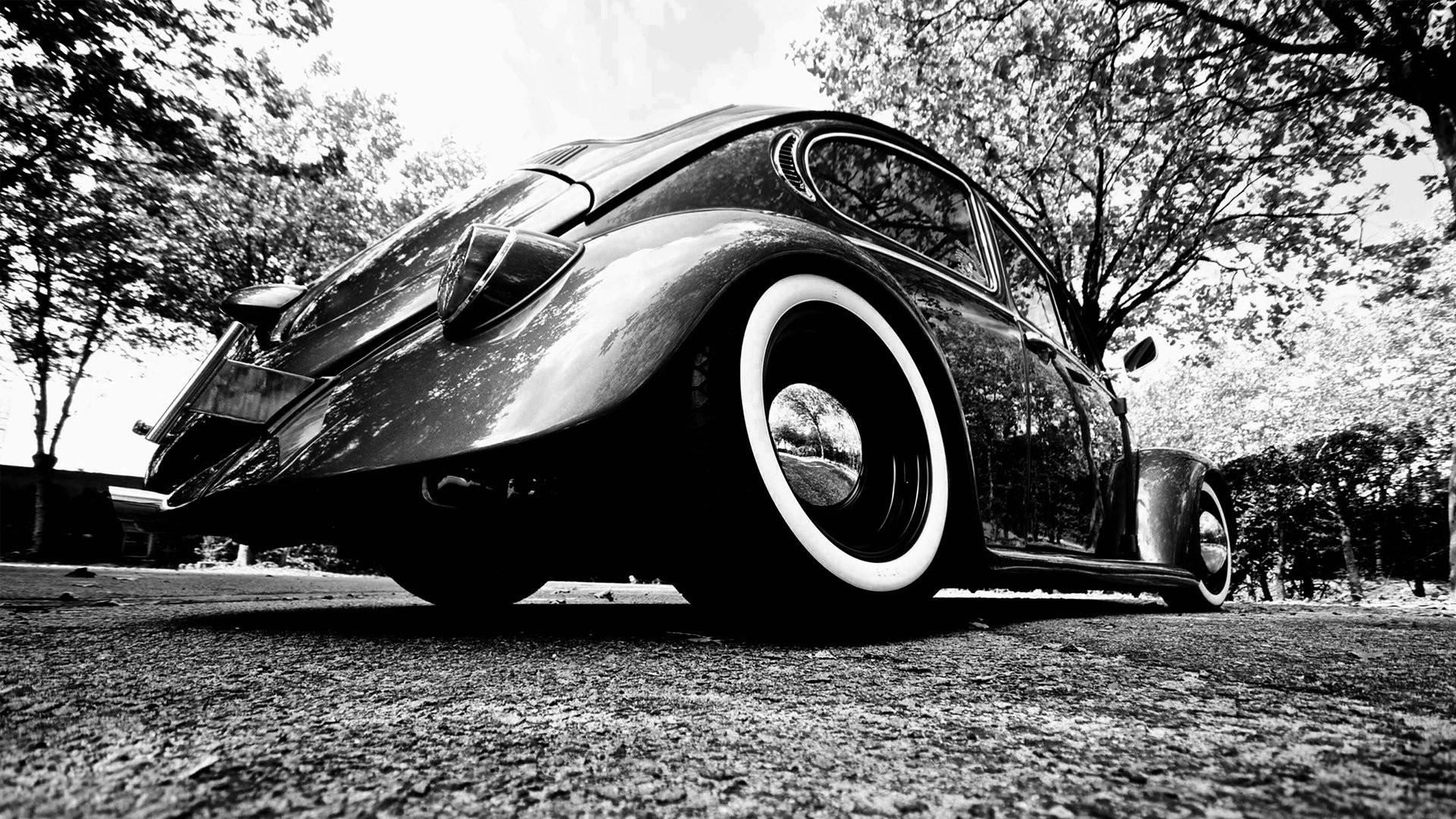 Old future shiny Volkswagen Beetle wallpaper | .