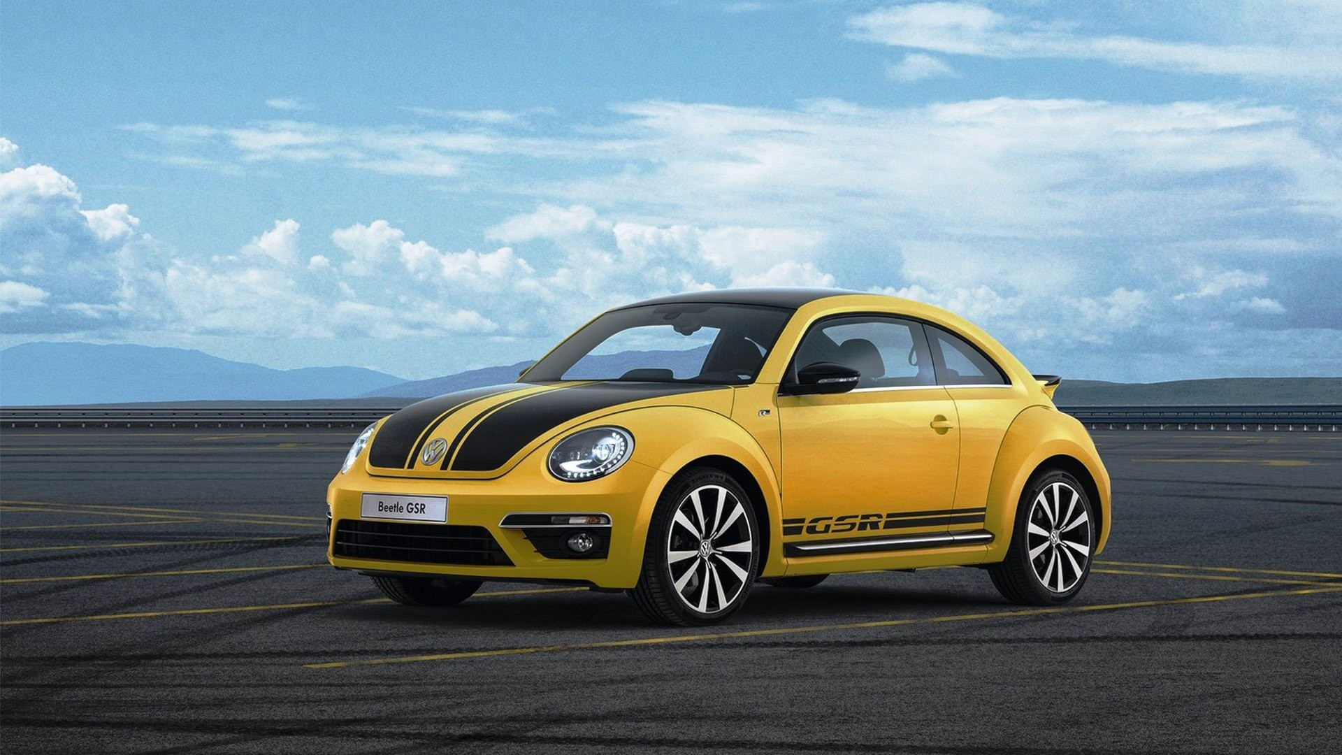 Image for 2013 Volkswagen Beetle GSR Wallpaper HD 7