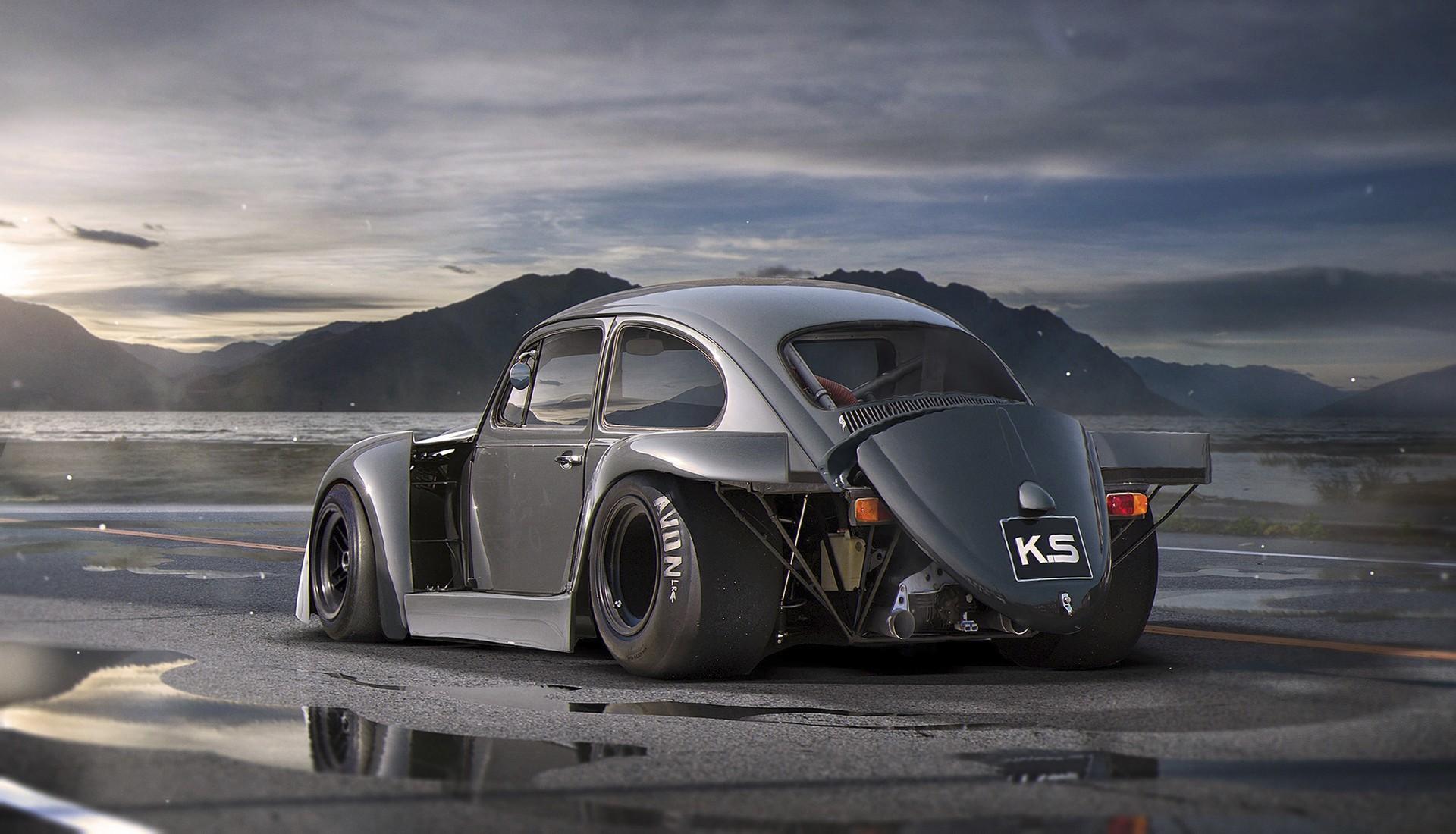 vehicle, Car, Volkswagen, Volkswagen Beetle Drag Wallpapers HD / Desktop  and Mobile Backgrounds