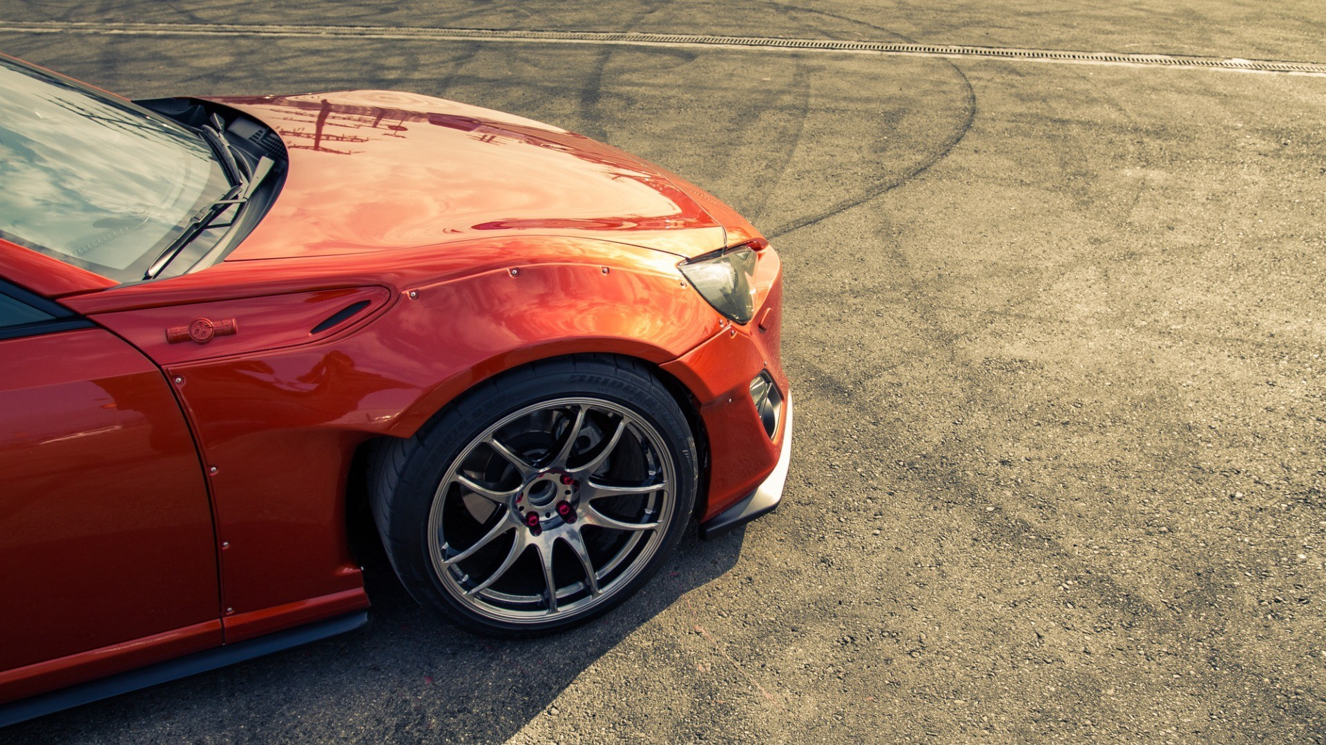Toyota, Toyota GT86, Rocket Bunny Wallpapers HD / Desktop and Mobile  Backgrounds