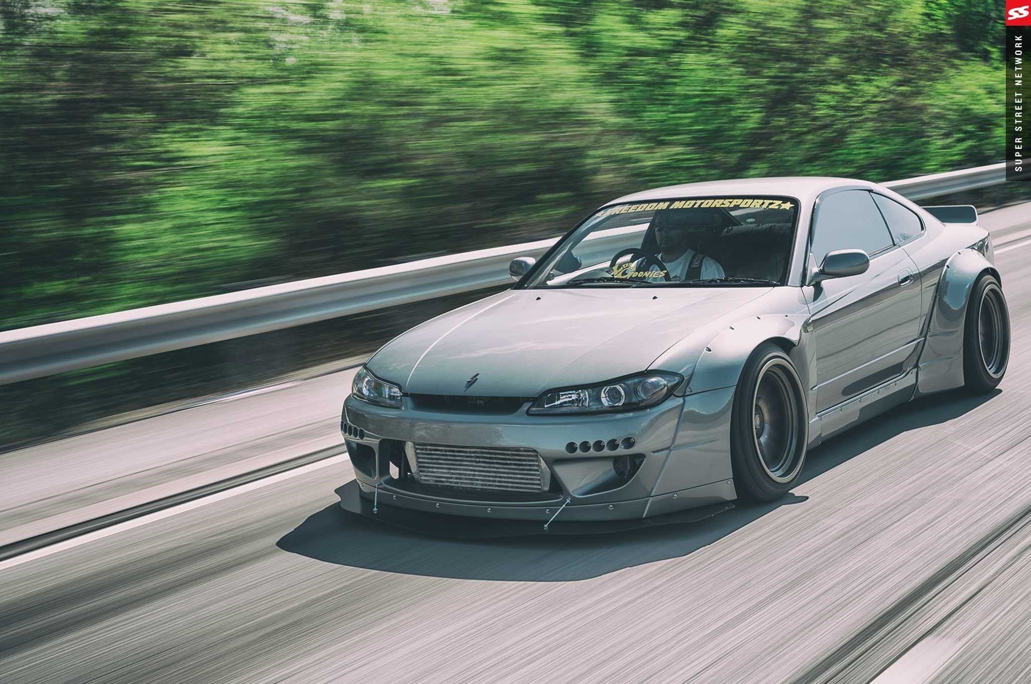 Rocket Bunny Nissan Silvia S15 cars coupe bodykit modified wallpaper |  | 886905 | WallpaperUP