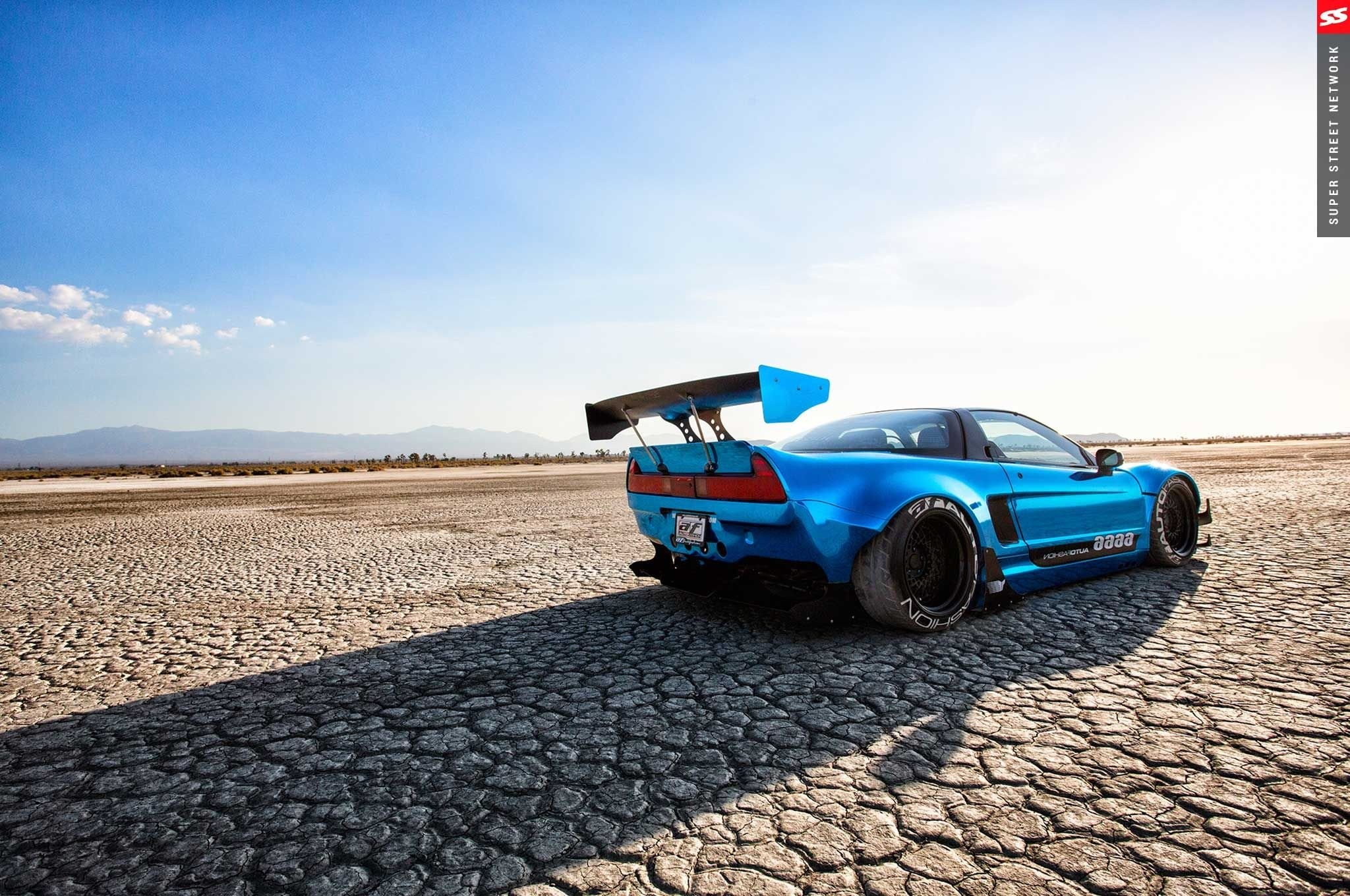 1992 acura nsx rocket bunny cars coupe modified blue wallpaper |  | 855630 | WallpaperUP