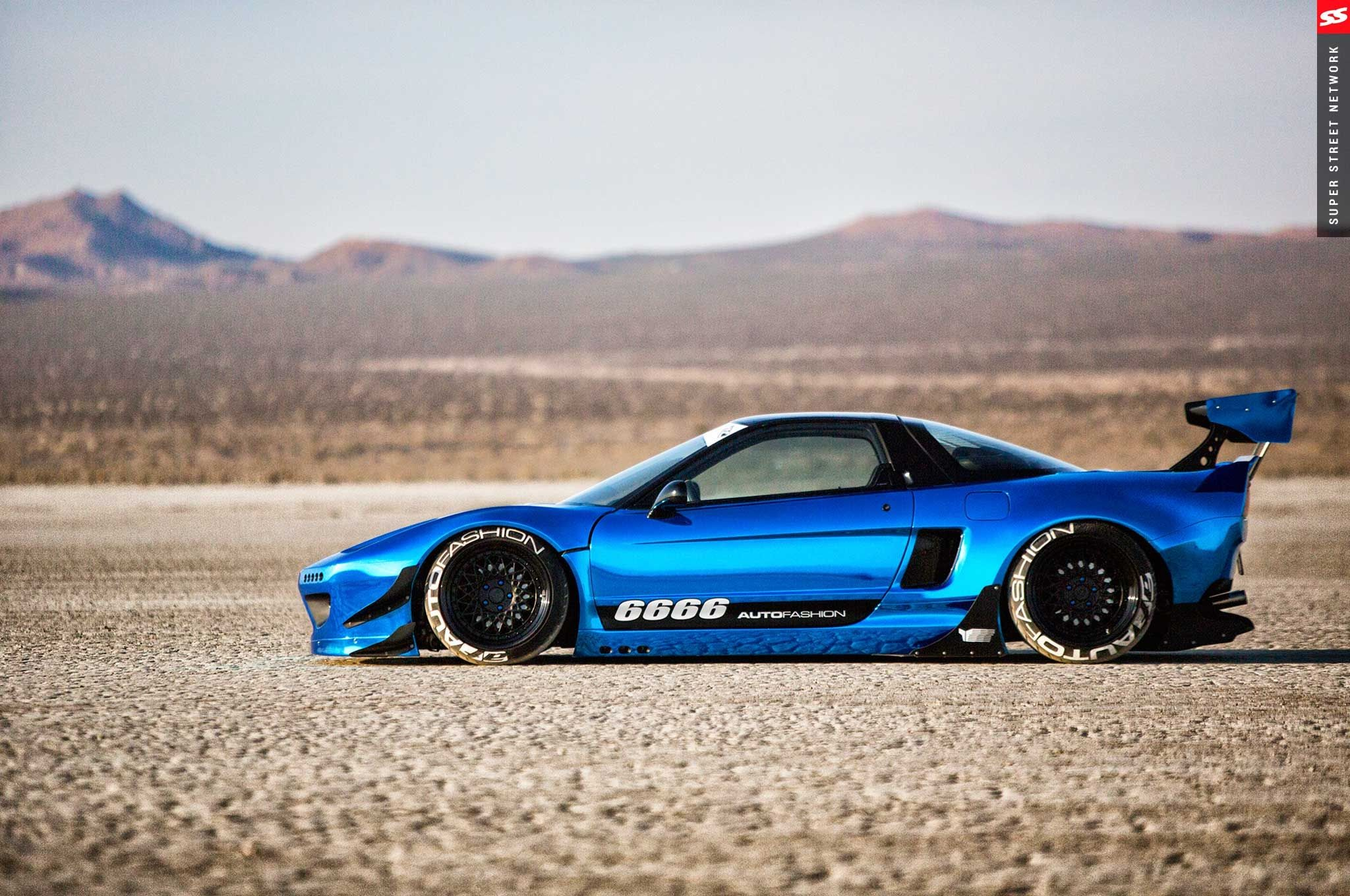 1992 acura nsx rocket bunny side skirts
