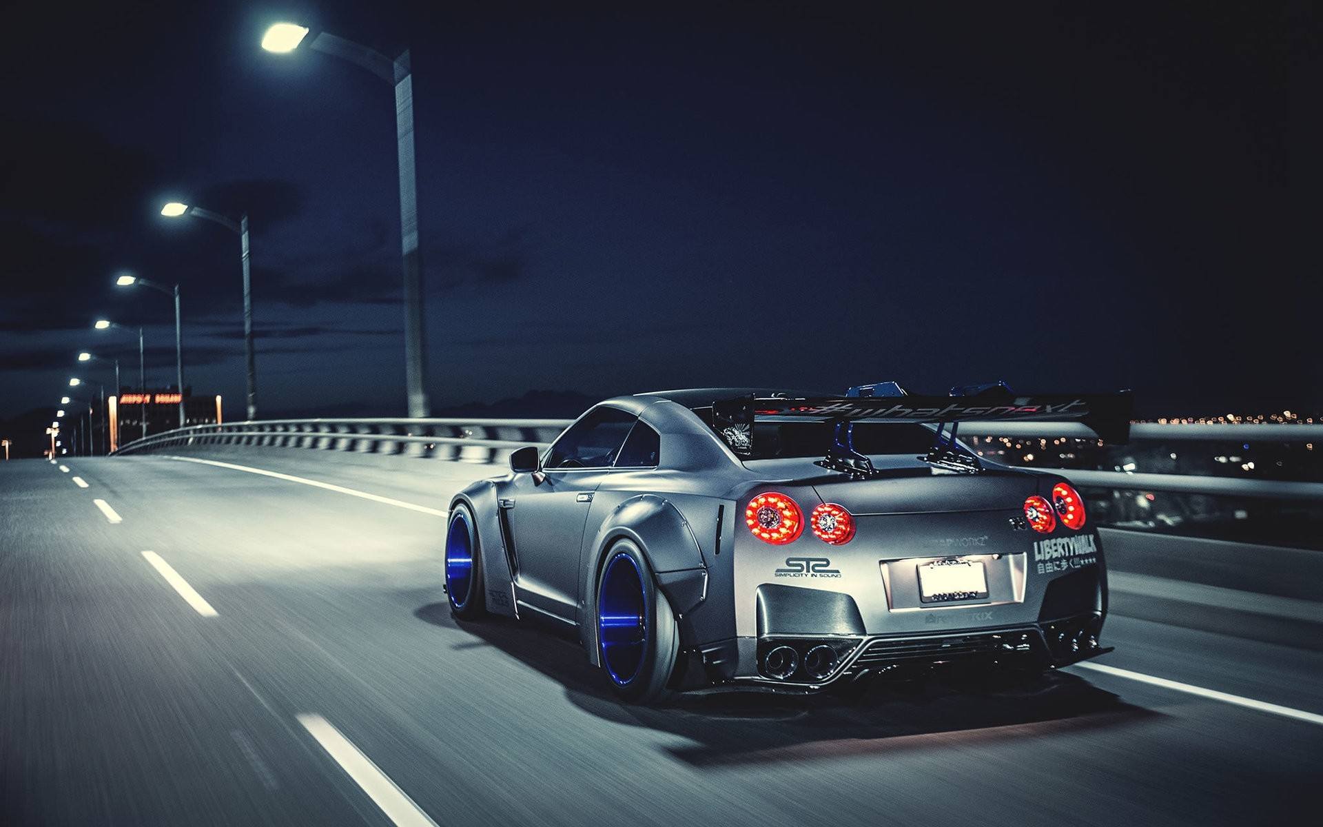 nissan gtr liberty walk tuning uhd wallpapers – Ultra High Definition .