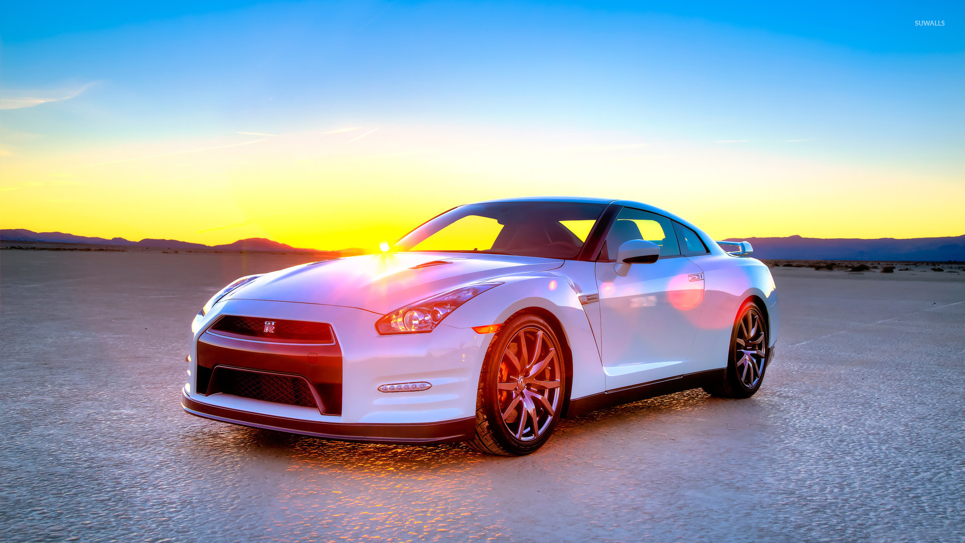 2014 Nissan GT-R wallpaper