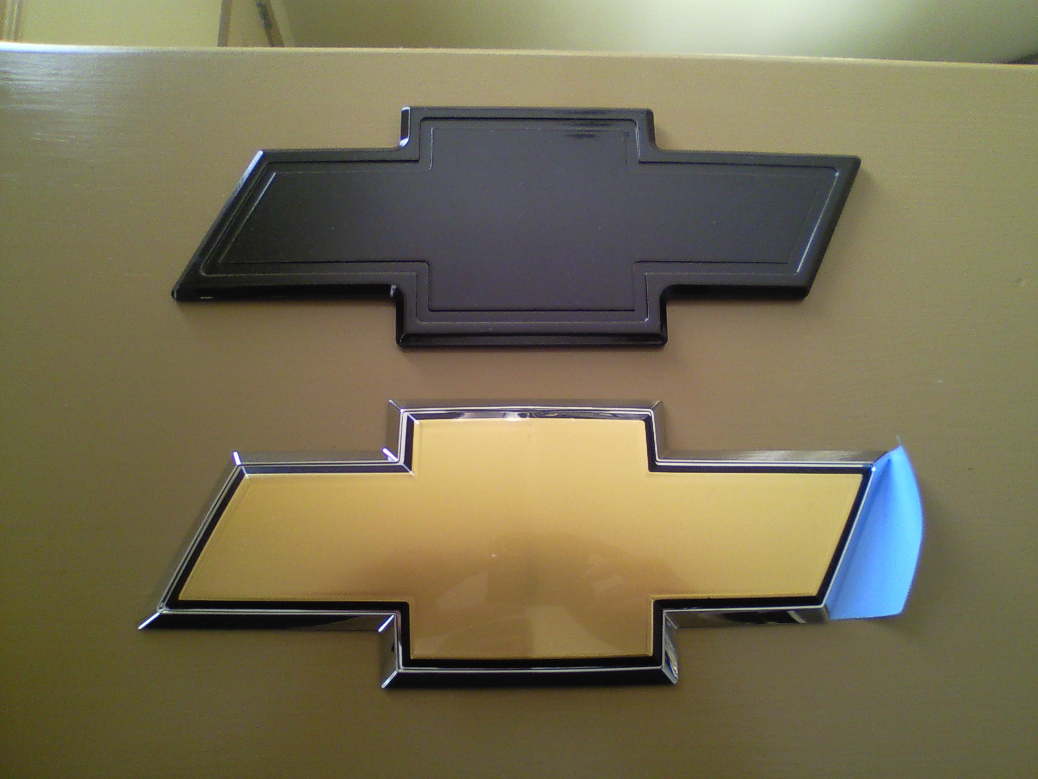 Chevy bowtie emblem – ViewBeforeBuying
