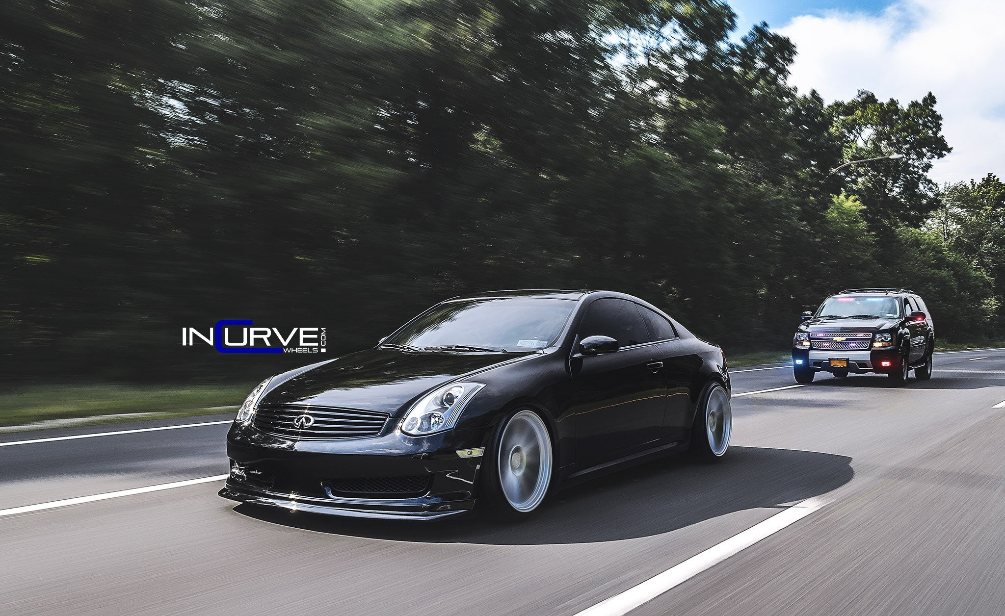 2015 Incurve Wheels cars tuning Infiniti G35 coupe wallpaper      635839   WallpaperUP
