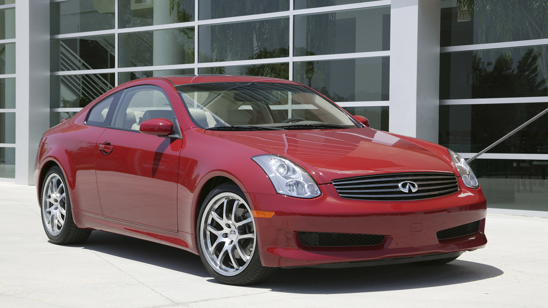 2005 Infiniti G35 Coupe Wallpapers HD Images WSupercars