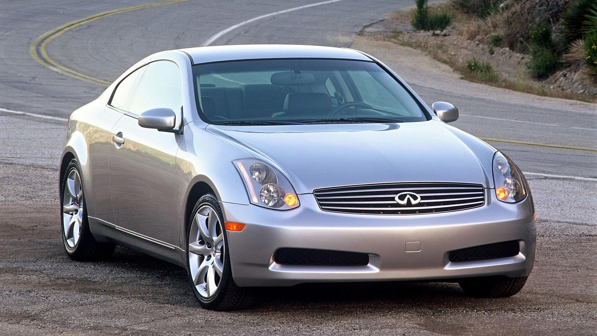 2002 Infiniti G35 Coupe picture