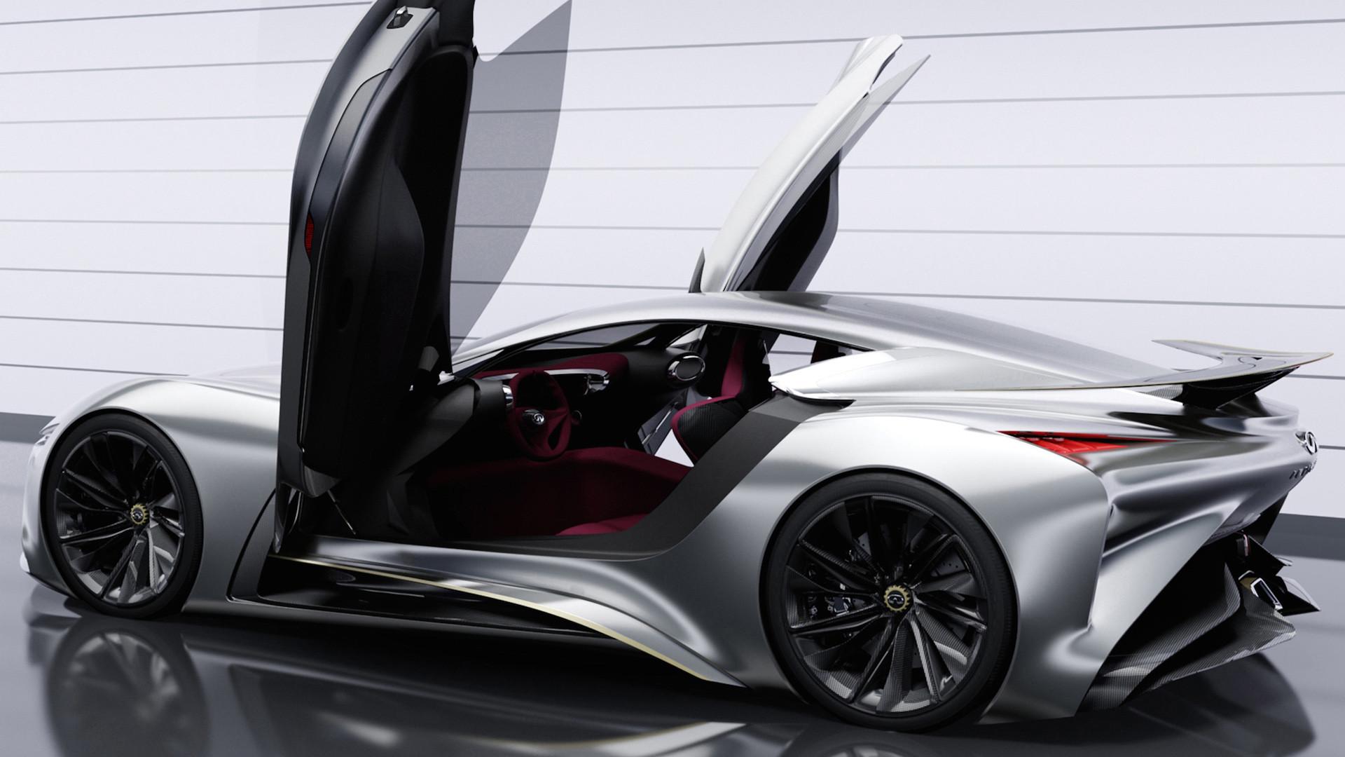 Infiniti Concept Vision Gran Turismo 2