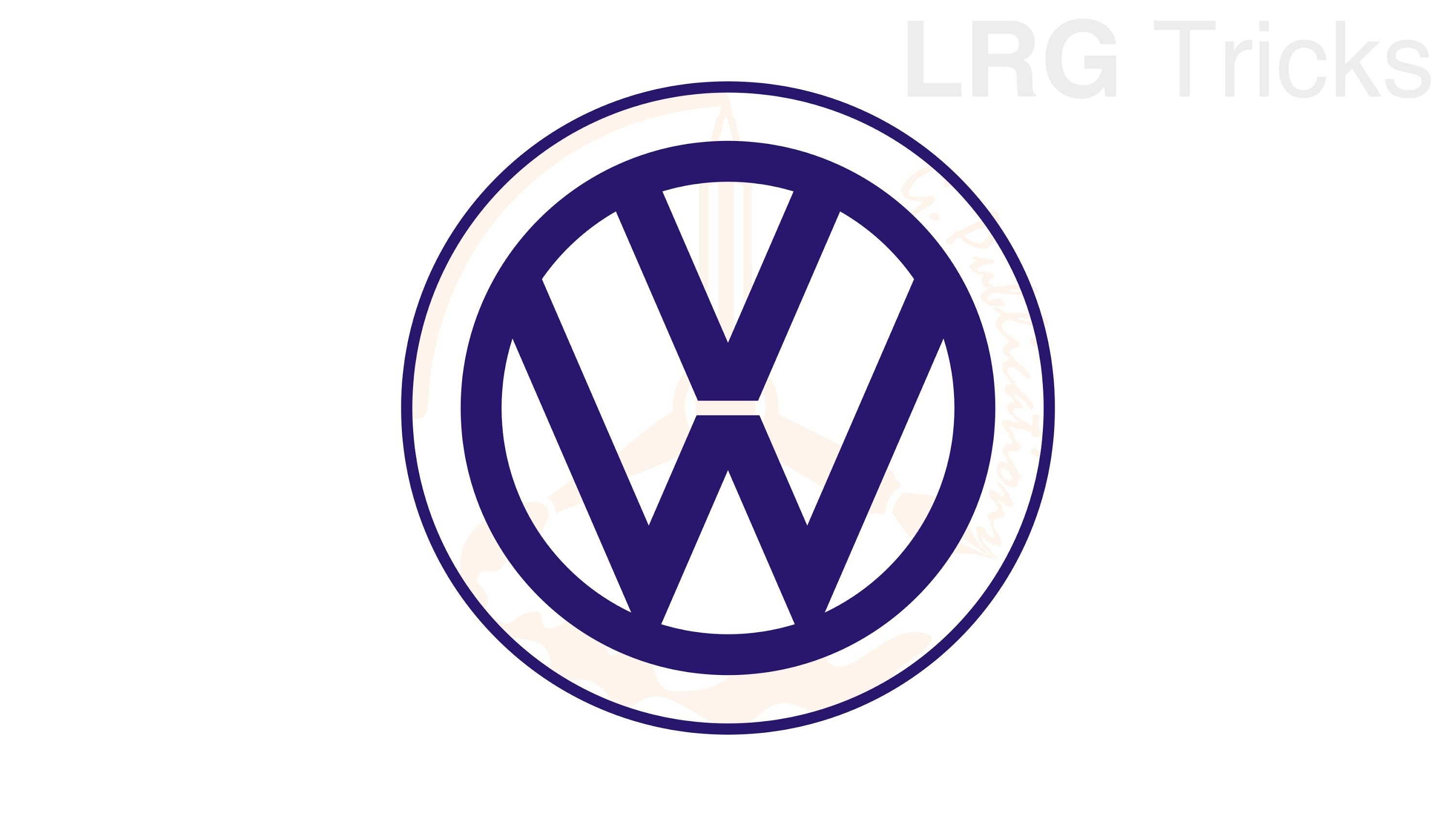 CorelDRAW Graphics Tutorial Technique & Tips for advance users by LRG  Tricks for Volkswagen logo – YouTube