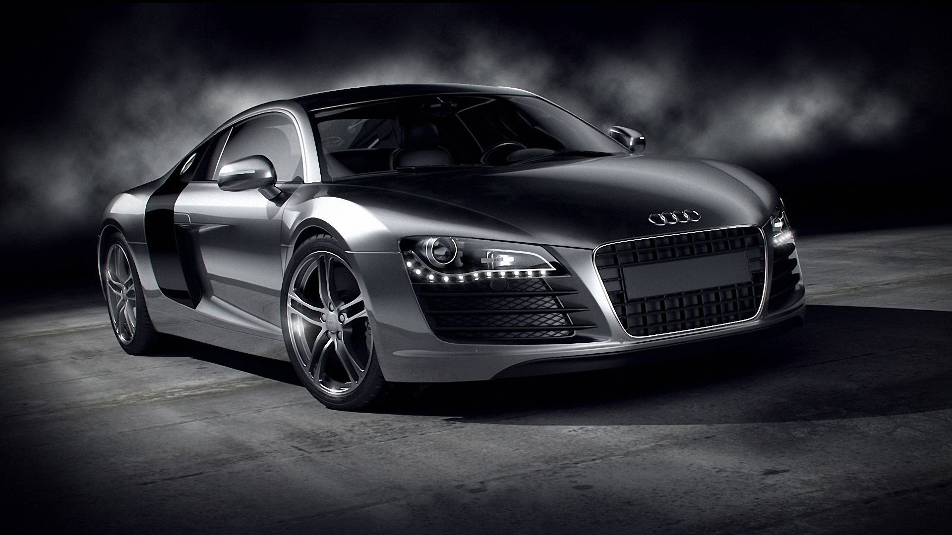 Free Audi R8 Wallpaper
