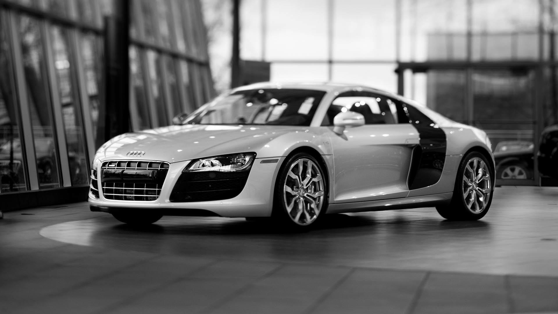 Audi R8 Desktop Wallpapers 8
