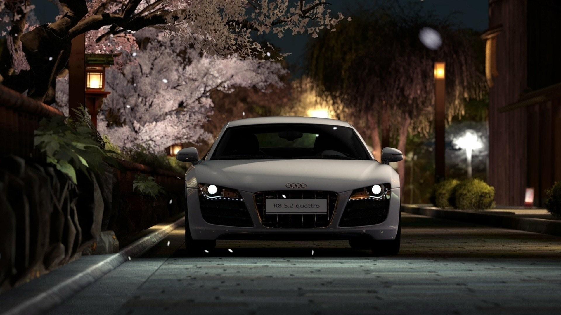 Vehicles – Audi R8 Wallpaper