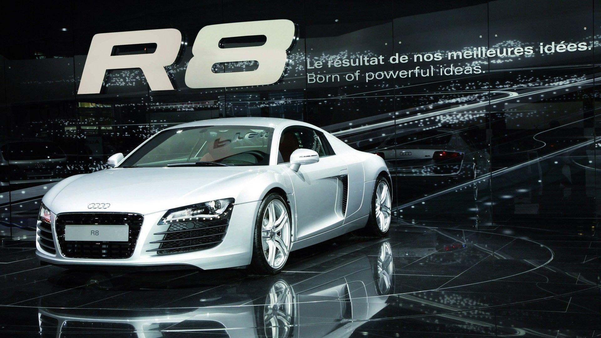 Audi R8 Desktop HD Wallpapers – HD Wallpapers Inn